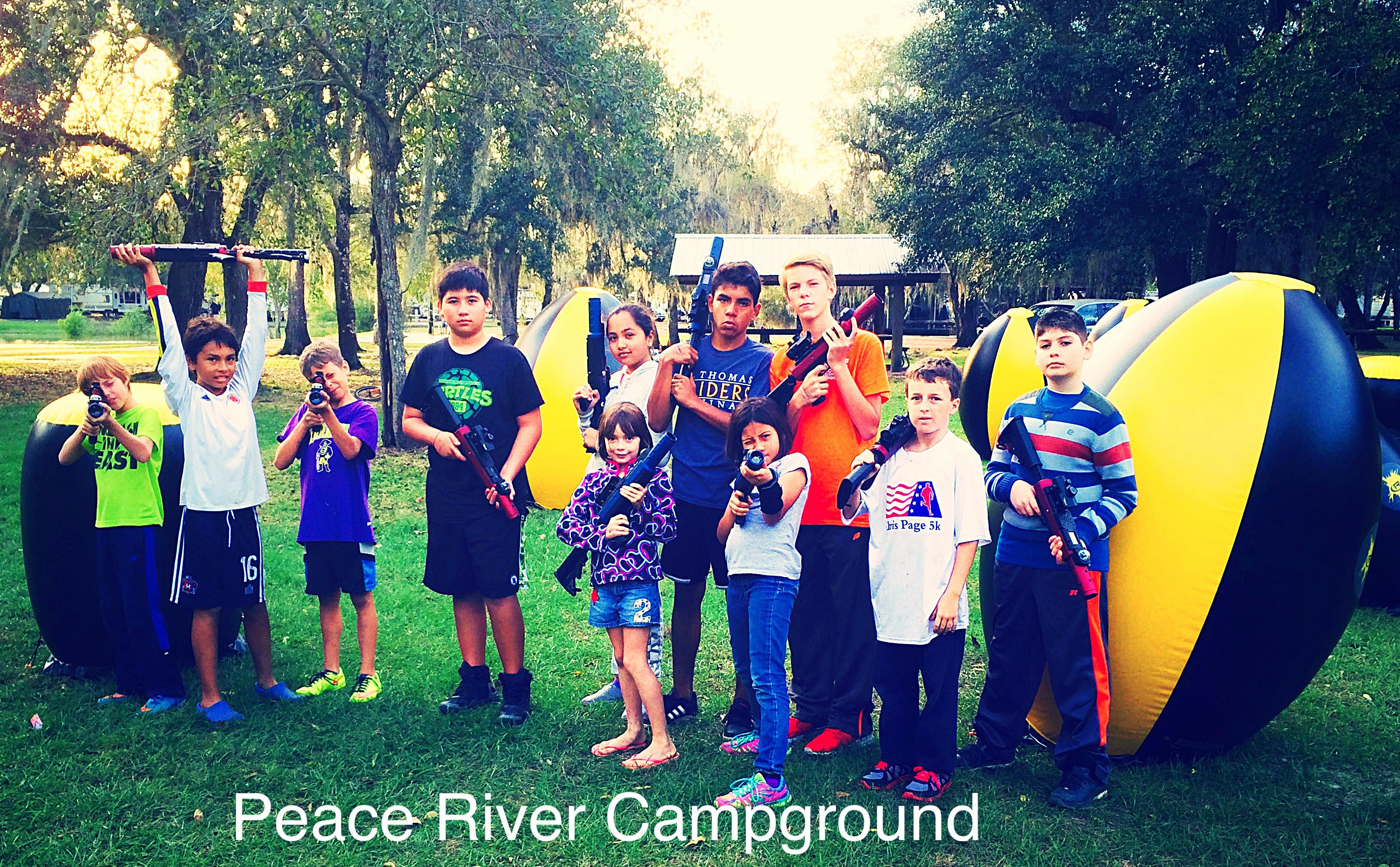 Summer Camp Event in Arcadia Florida