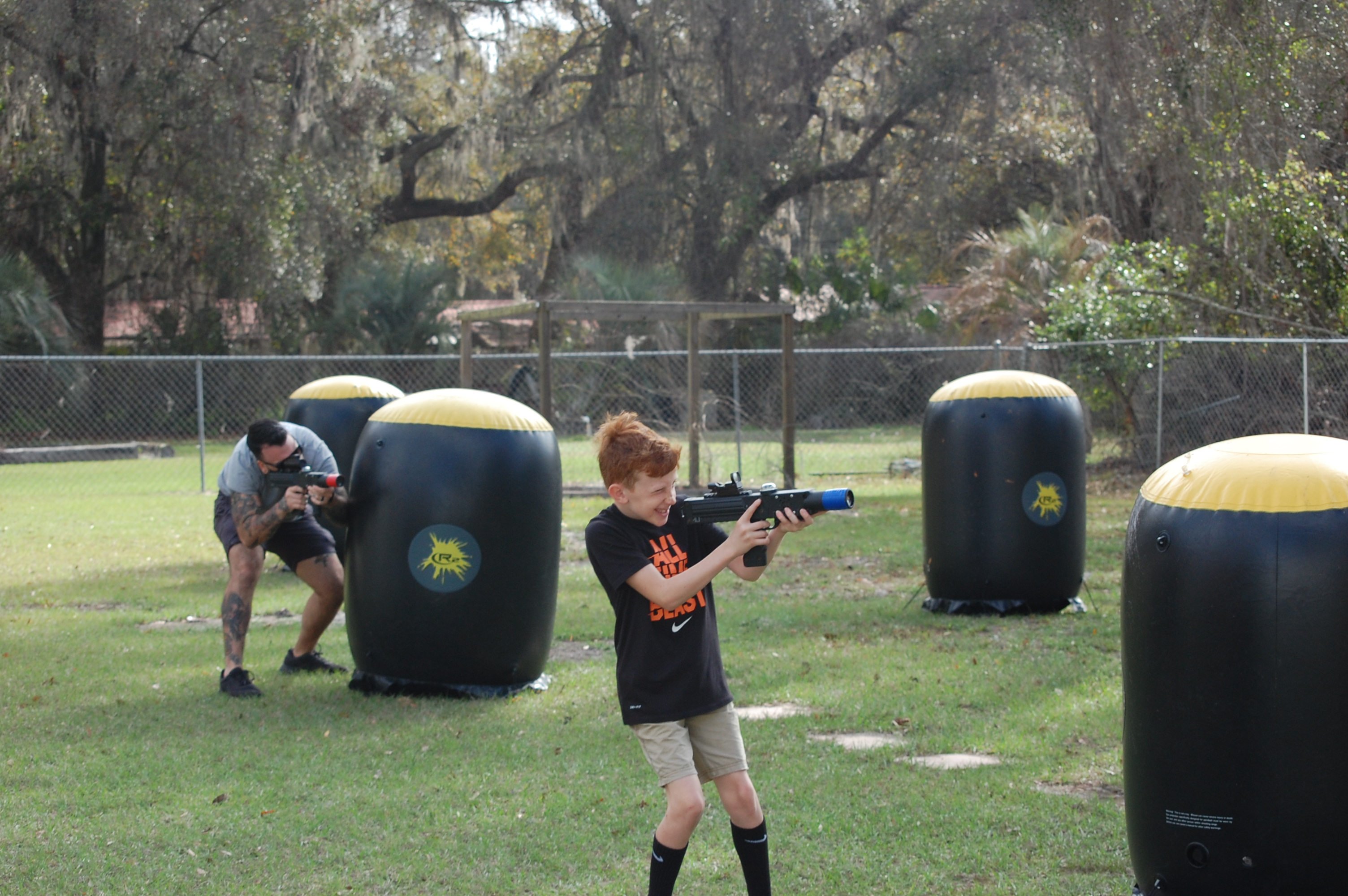 Laser Tag in Clearwater