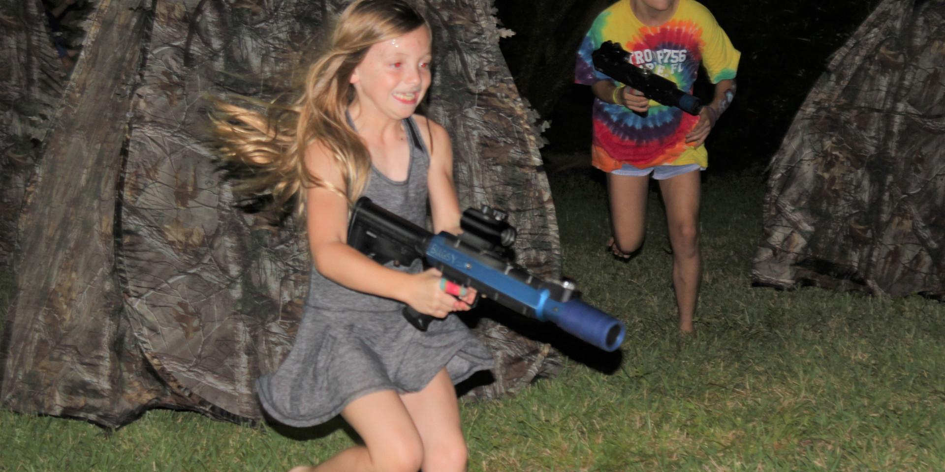 Birthday party ideas for 8 yr old girls, FL