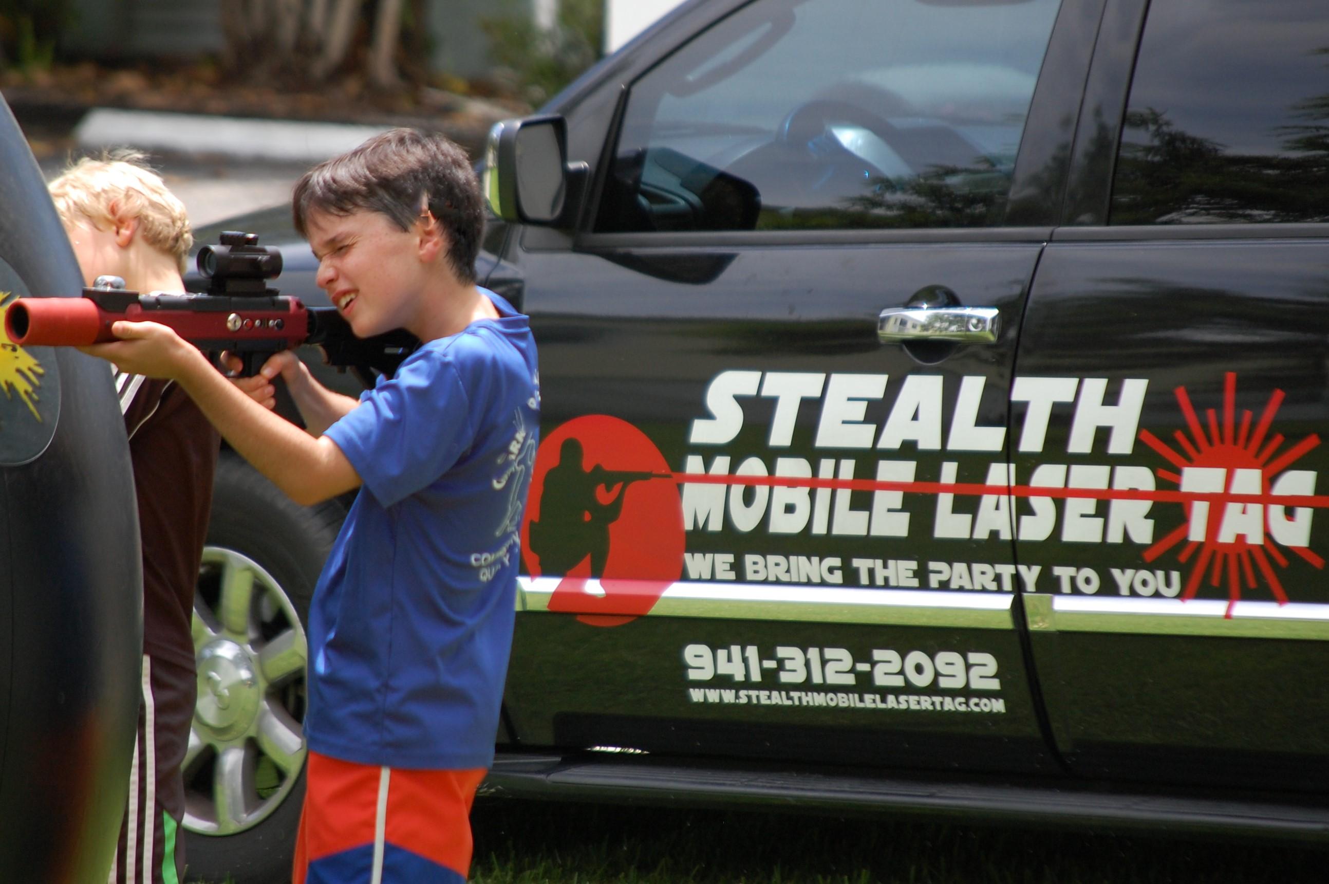 Mobile Laser Tag in Sarasota, FL (19)