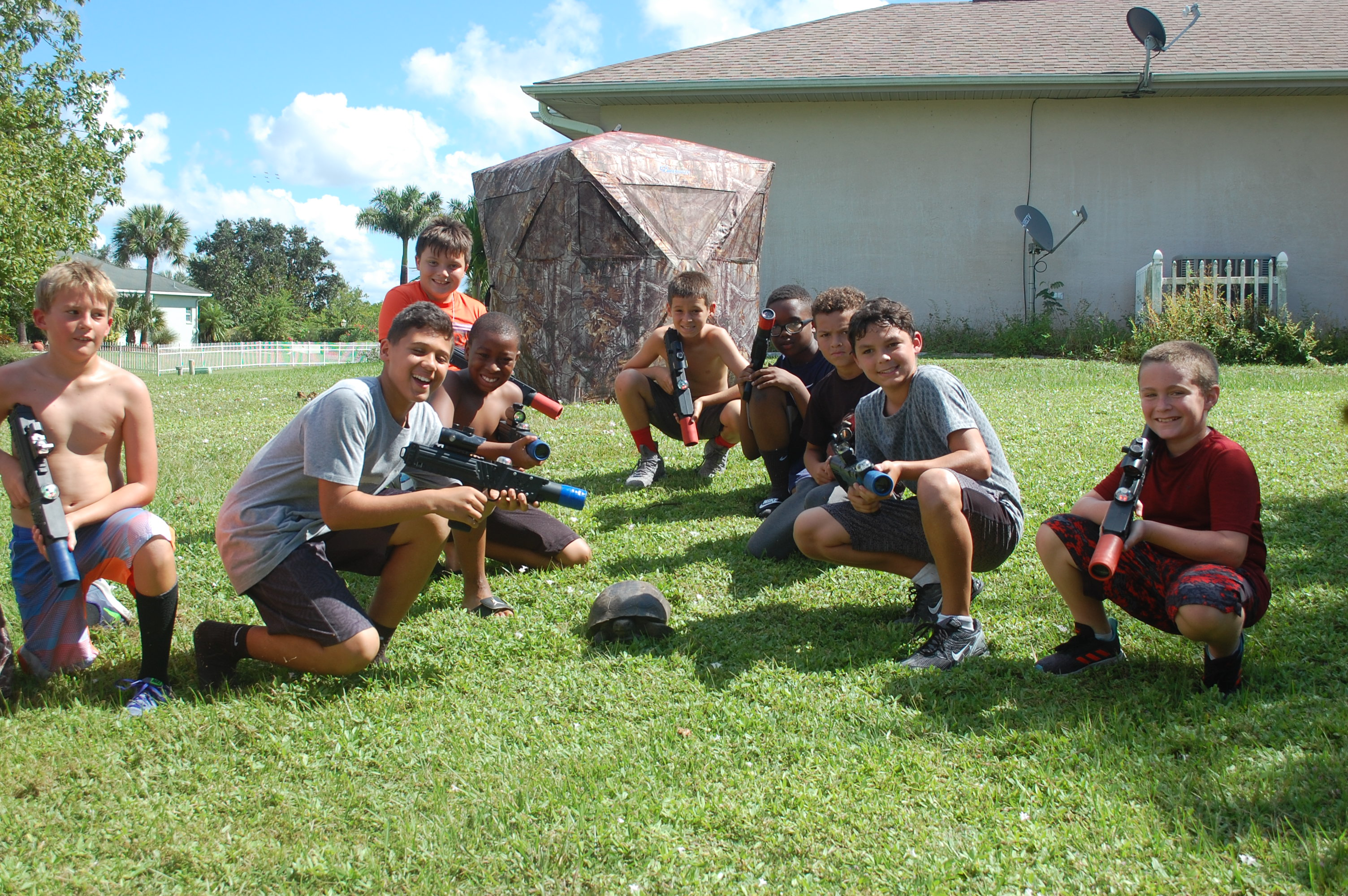Mobile Laser Tag in Punta Gorda, FL