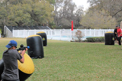 Outdoor Laser Tag in Florida
