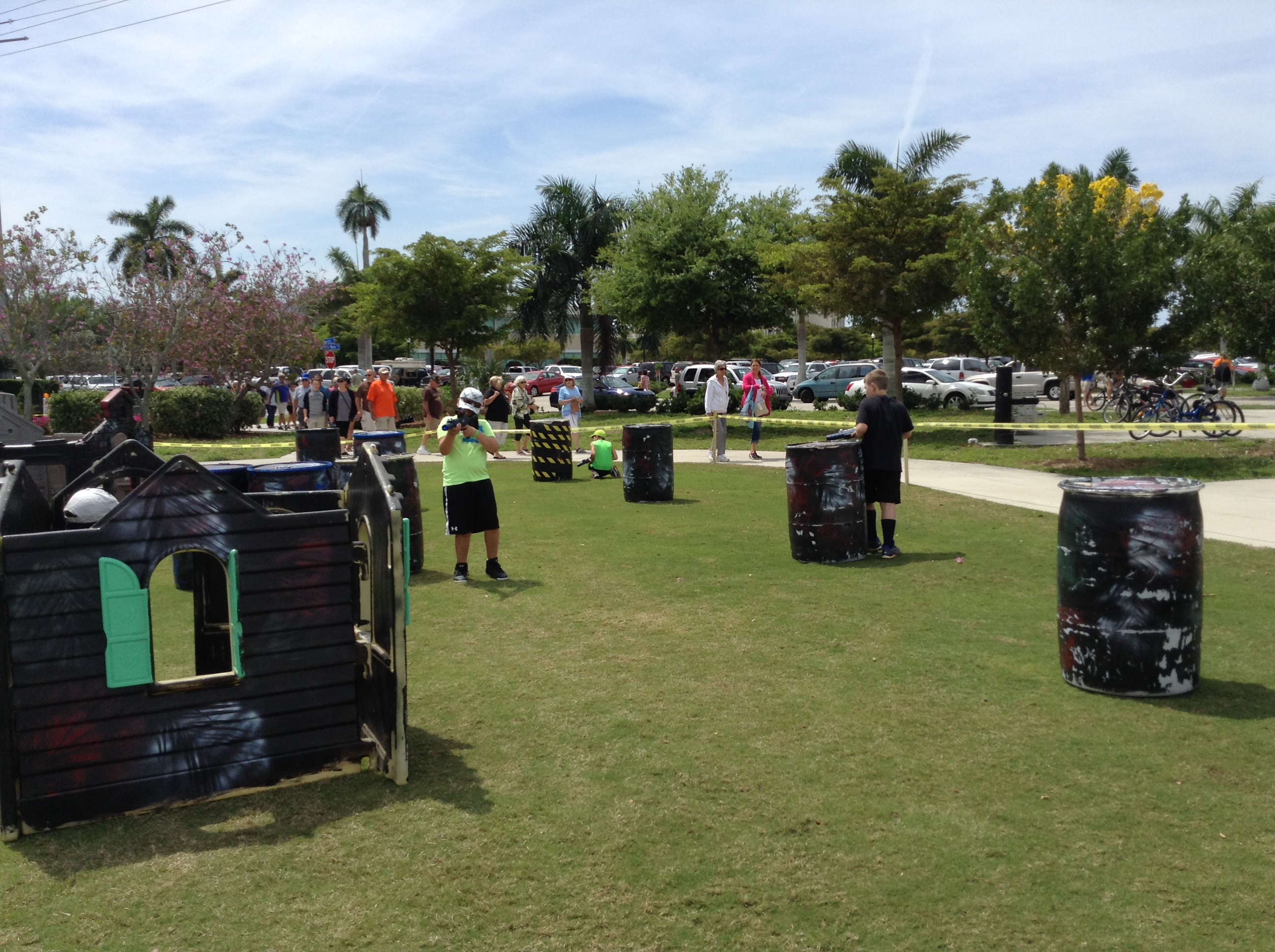 Birthday Party Ideas in Ft Myers FL