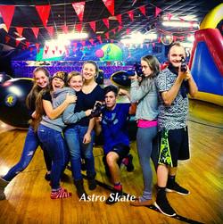Astro Skate Events