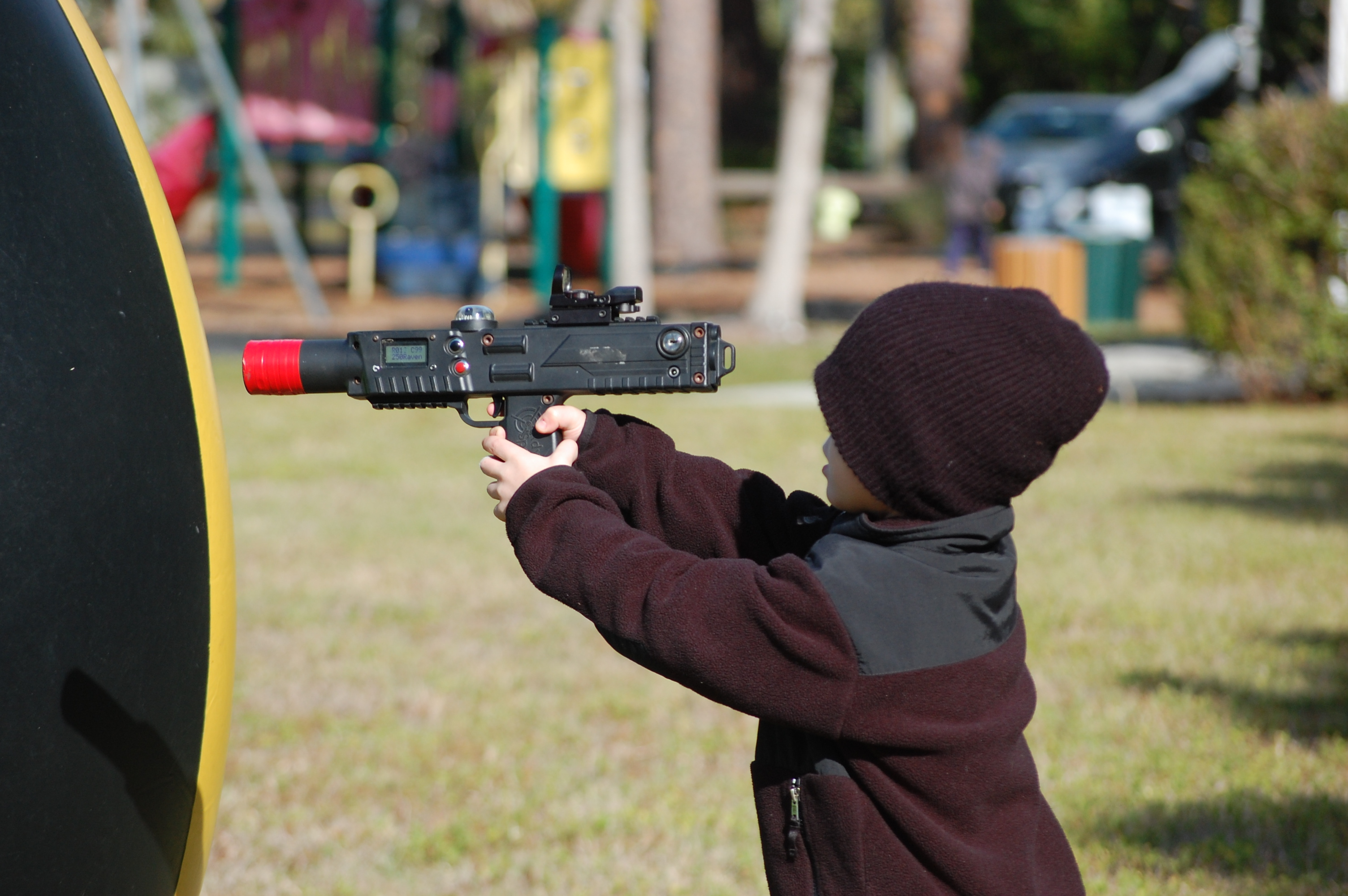 Mobile Laser Tag in Sarasota, FL