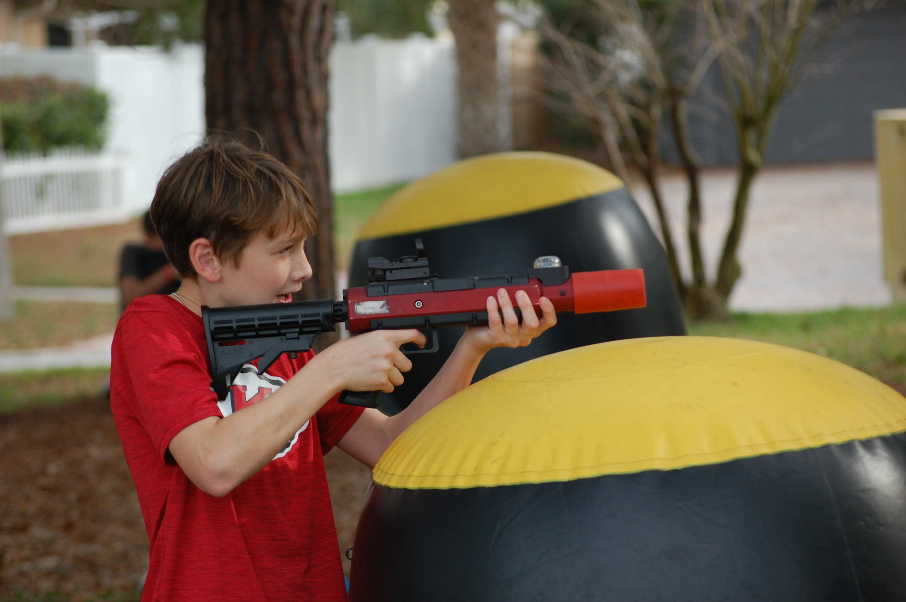 Laser tag in Brandon, FL