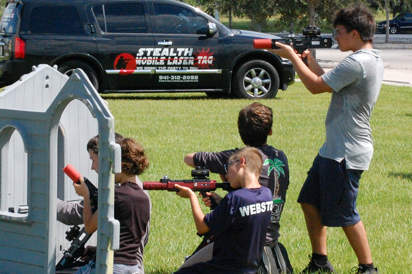 Mobile Laser Tag in Sarasota, FL (21)