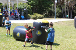 Mobile Laser Tag in Fish Hawk FL