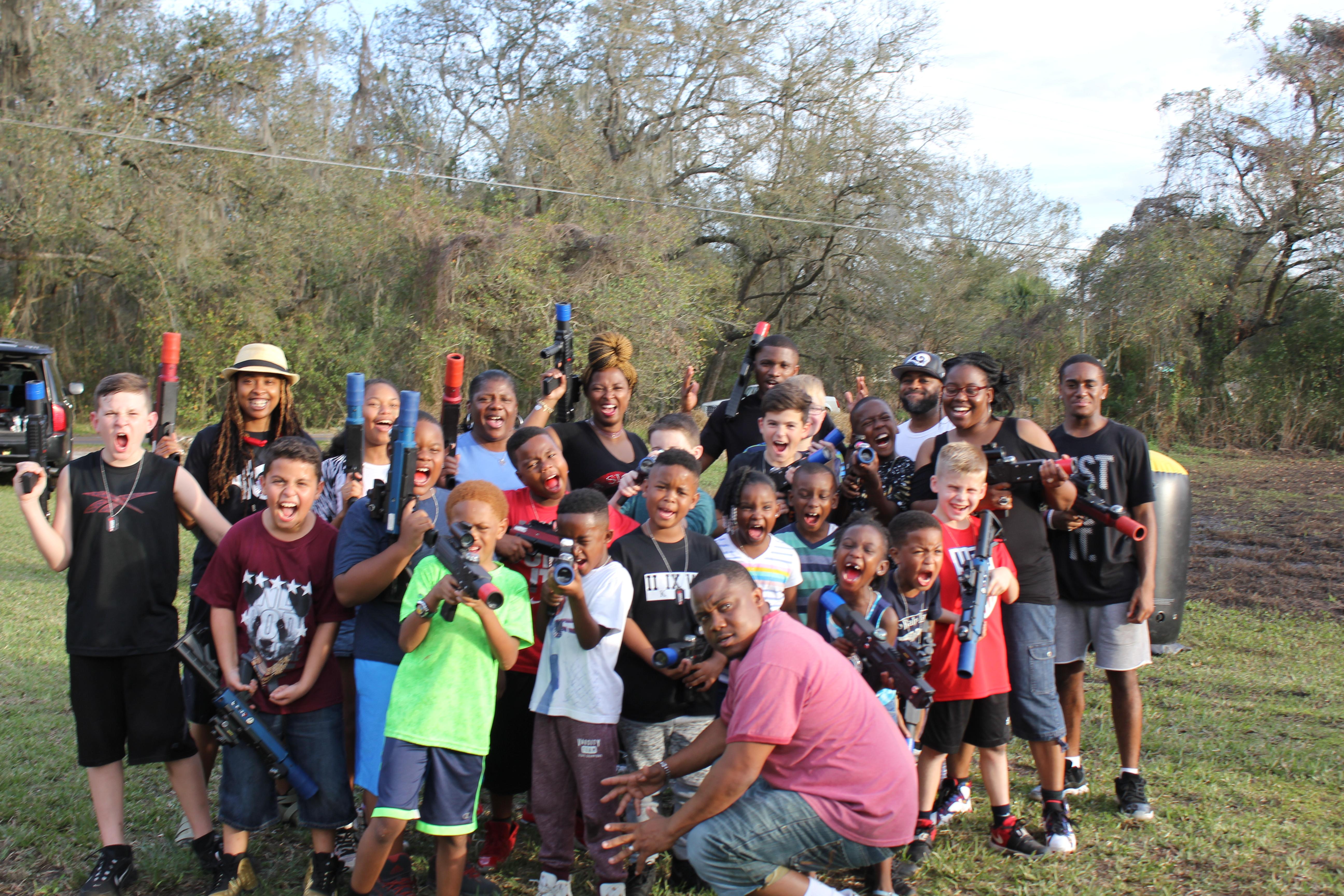 Birthday Parties in St. Pete, FL