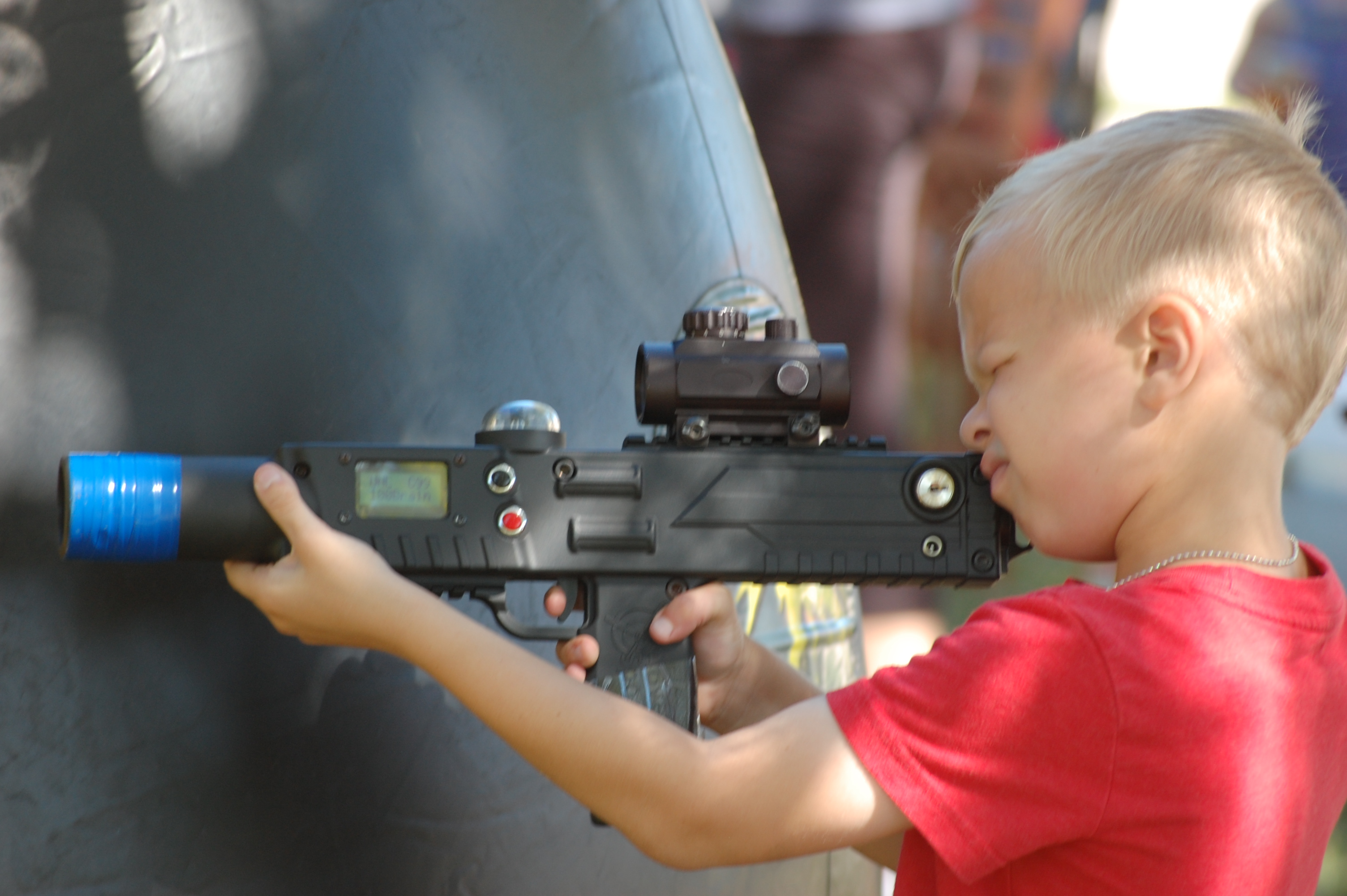 MOBILE LASER TAG IN BRADENTON