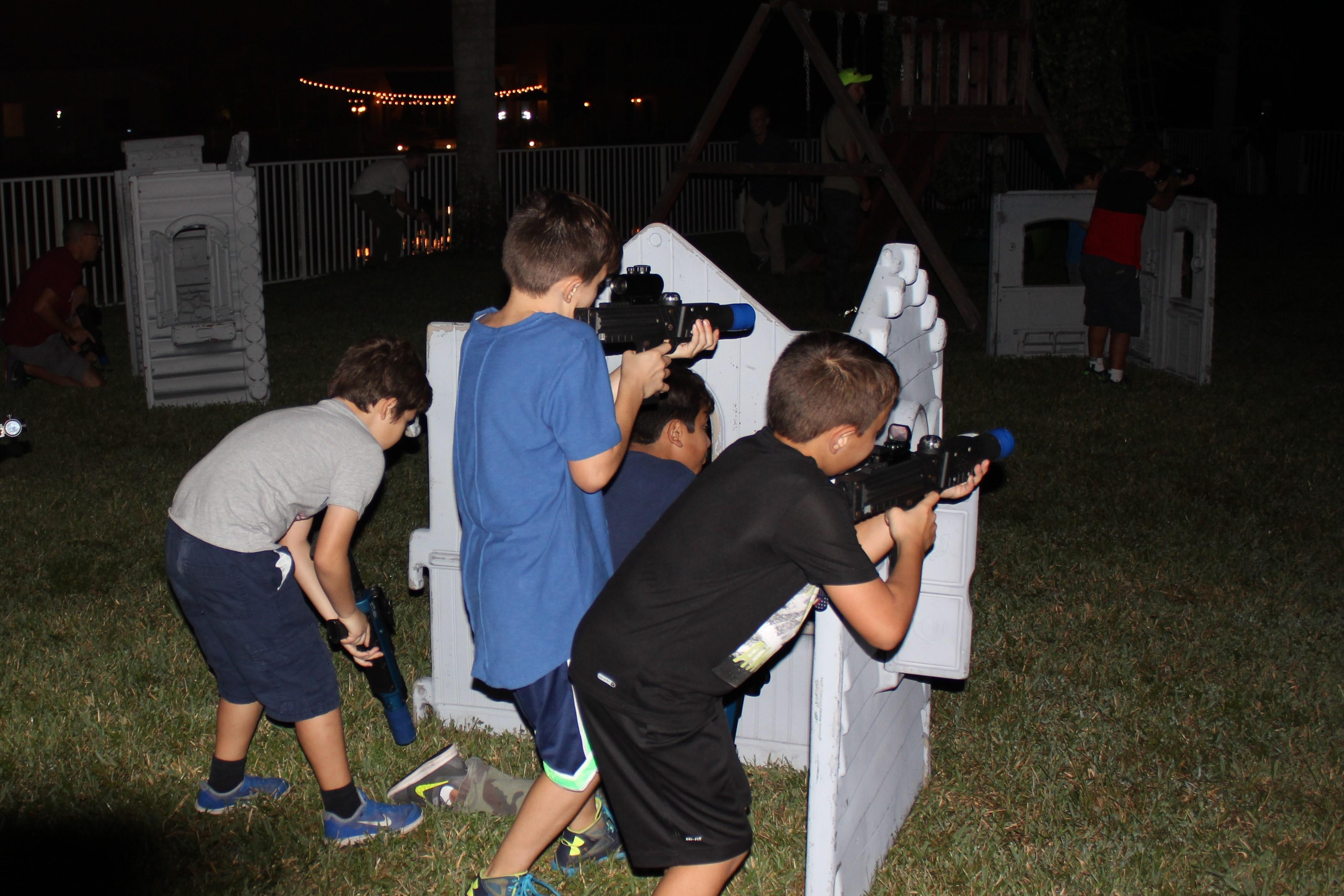 Laser Tag in Sarasota