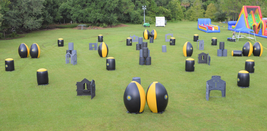Largest Mobile laser tag field in FL