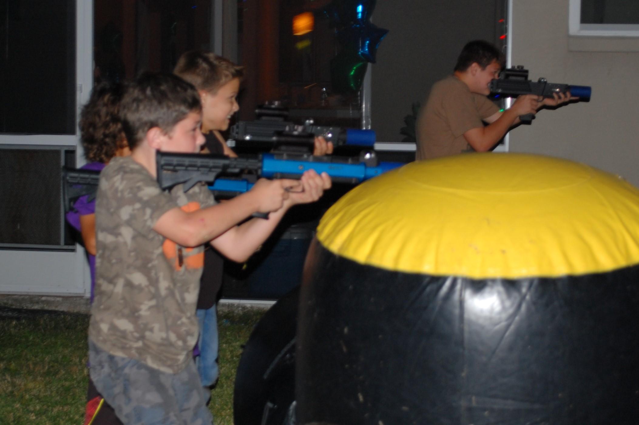 Laser Tag in Tampa,FL