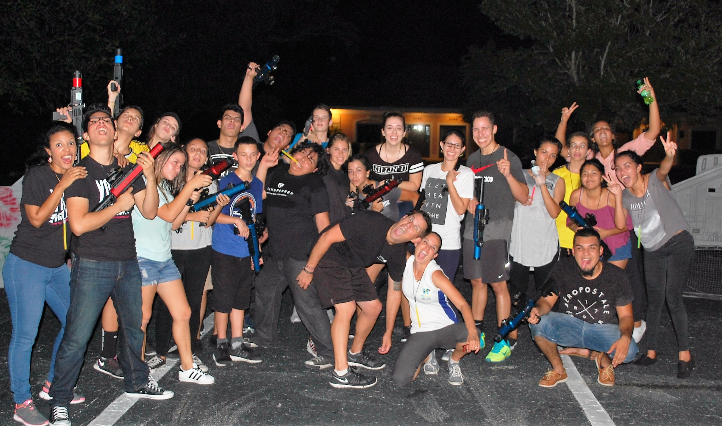 Youth Group Party Ideas, Sarasota