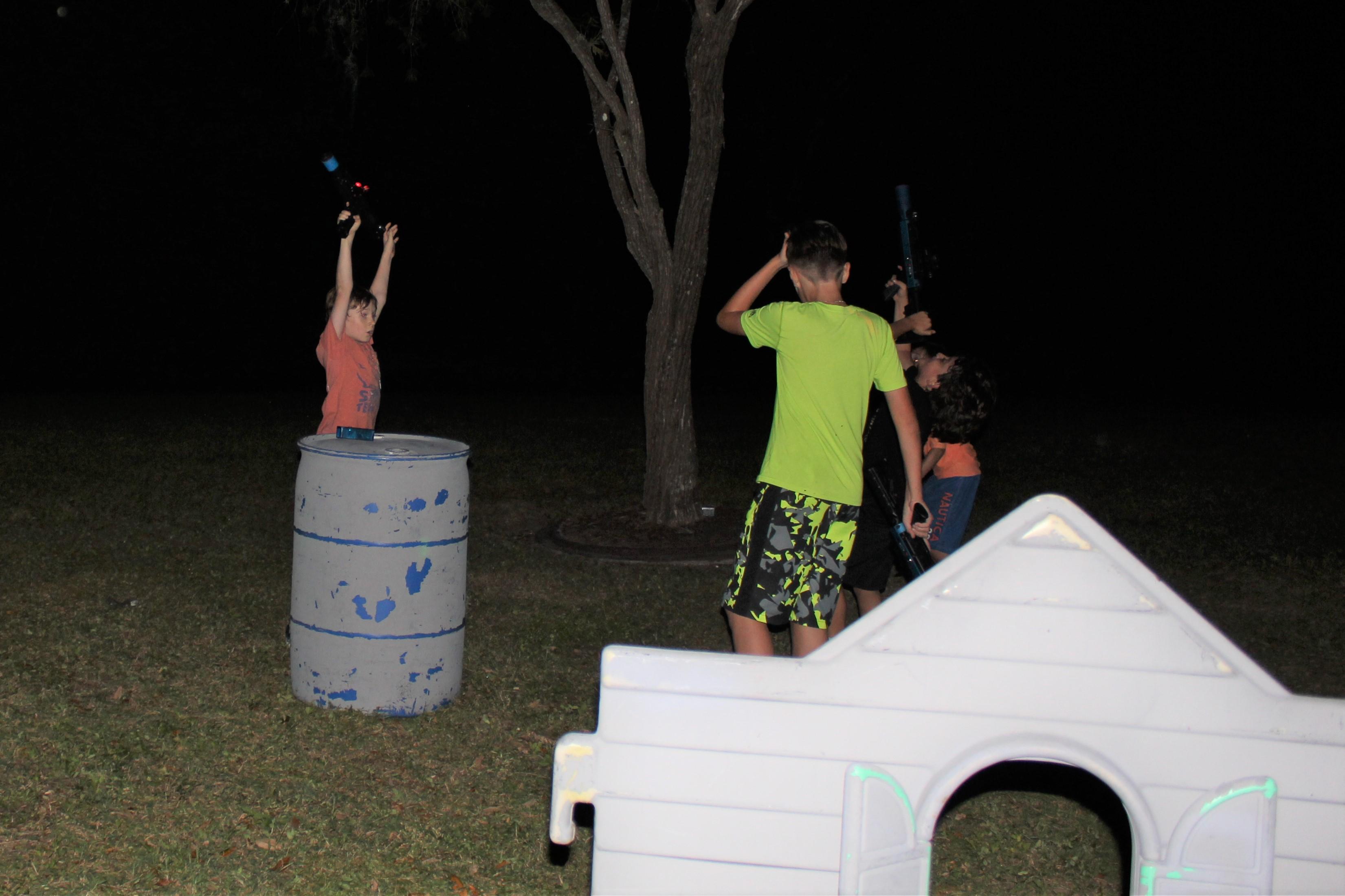 Birthday Party Ideas 10 yr old boys