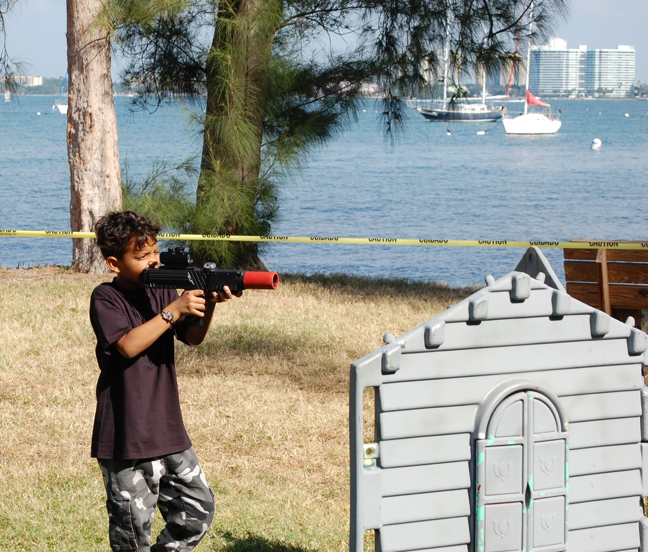Mobile Laser Tag in Moore Haven,FL