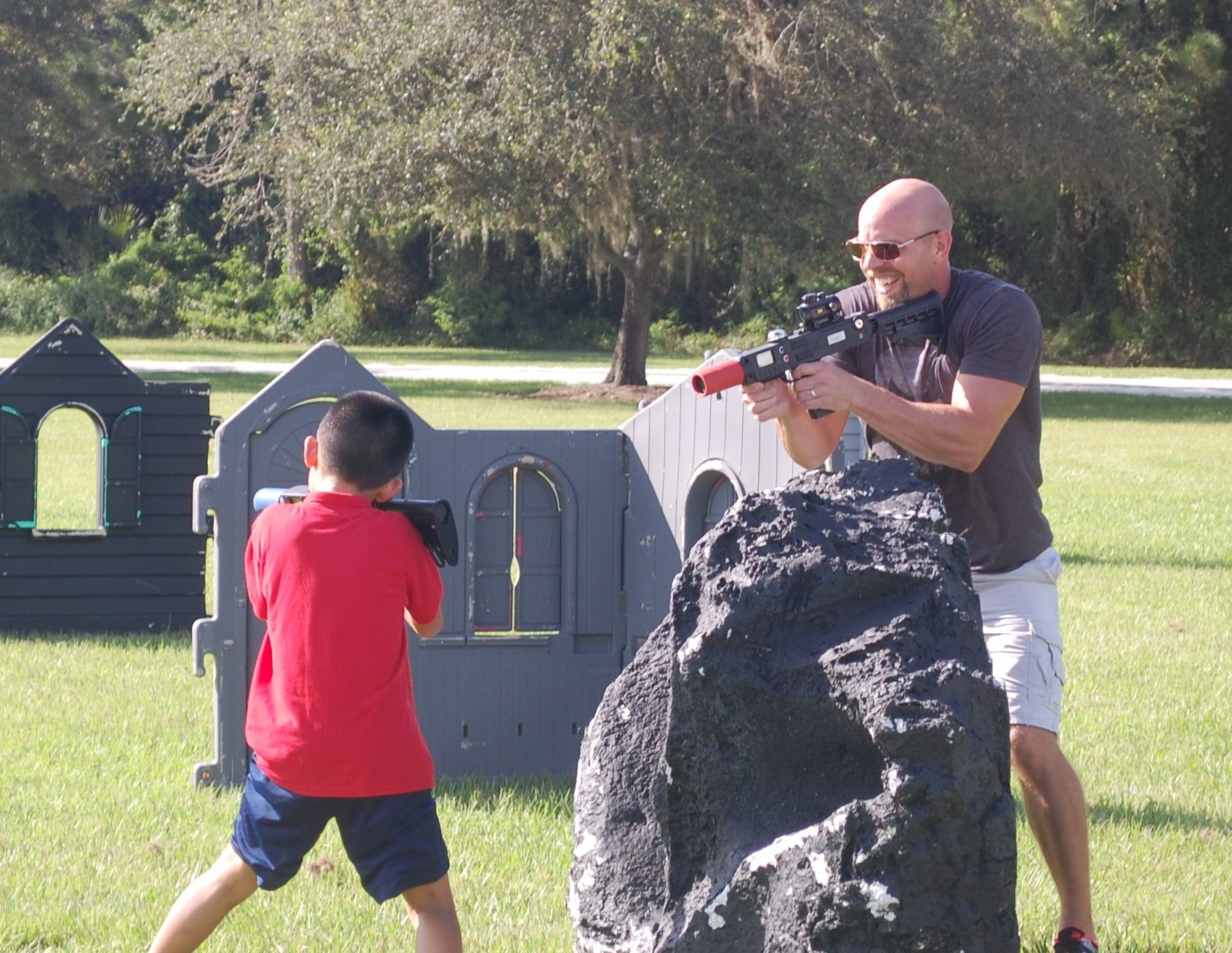 Laser Tag in Cape Coral,FL