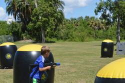 Outdoor Laser Tag Ft. Myers,FL