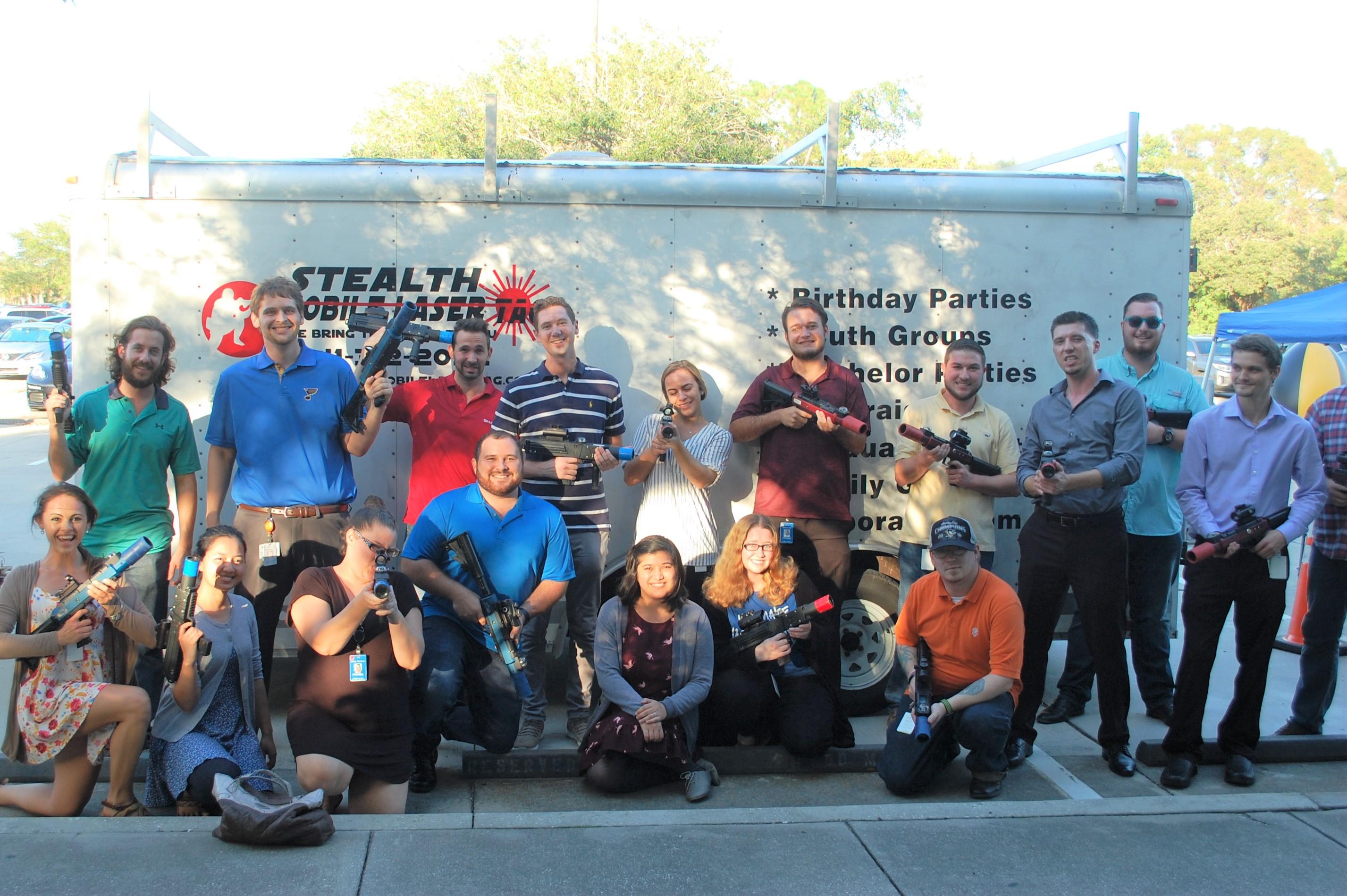 Corporate Event Ideas Tarpon Springs