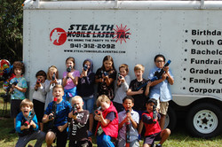 Mobile Laser Tag in Sarasota