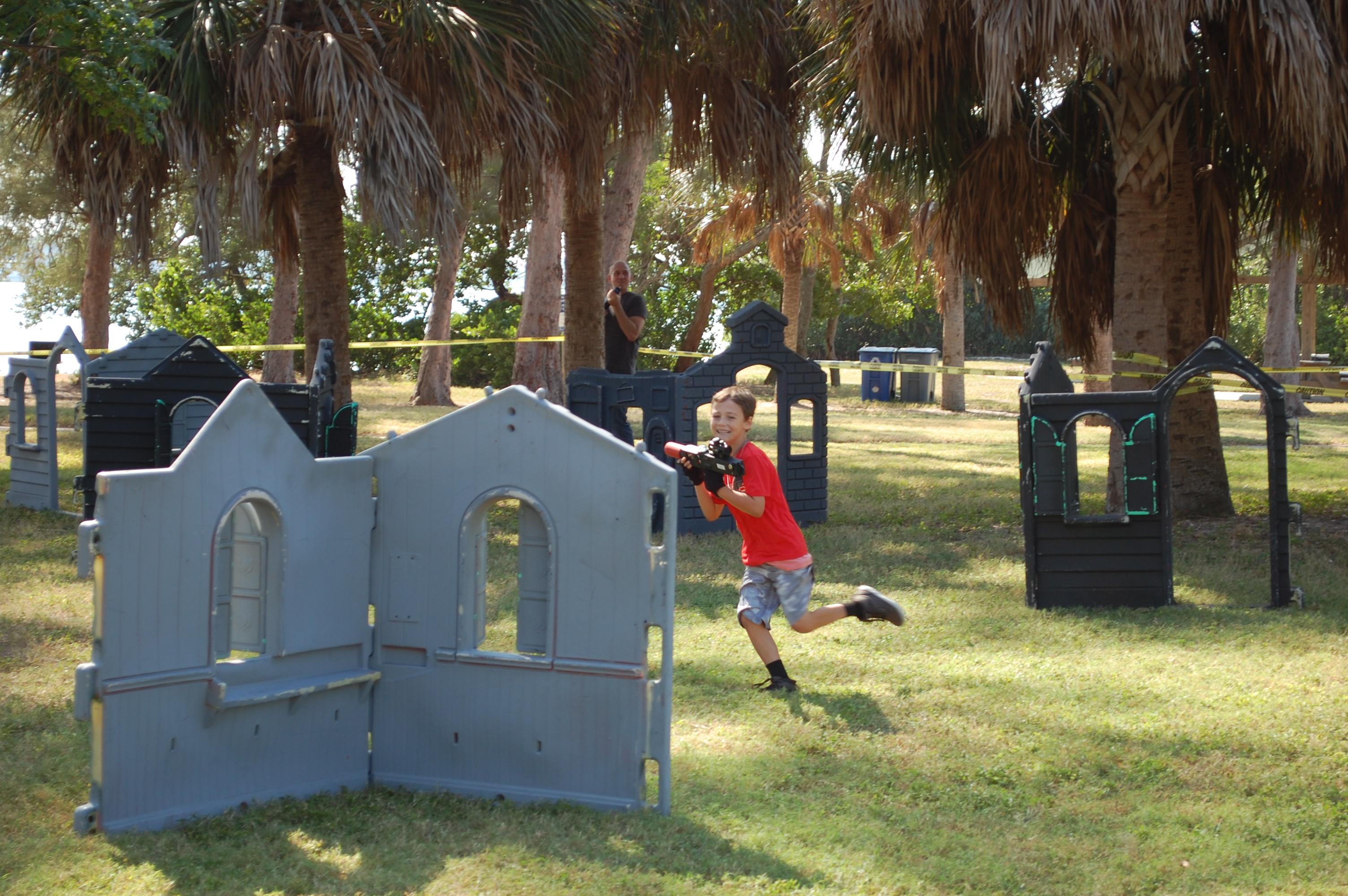 Mobile Laser Tag in Fruitville,FL
