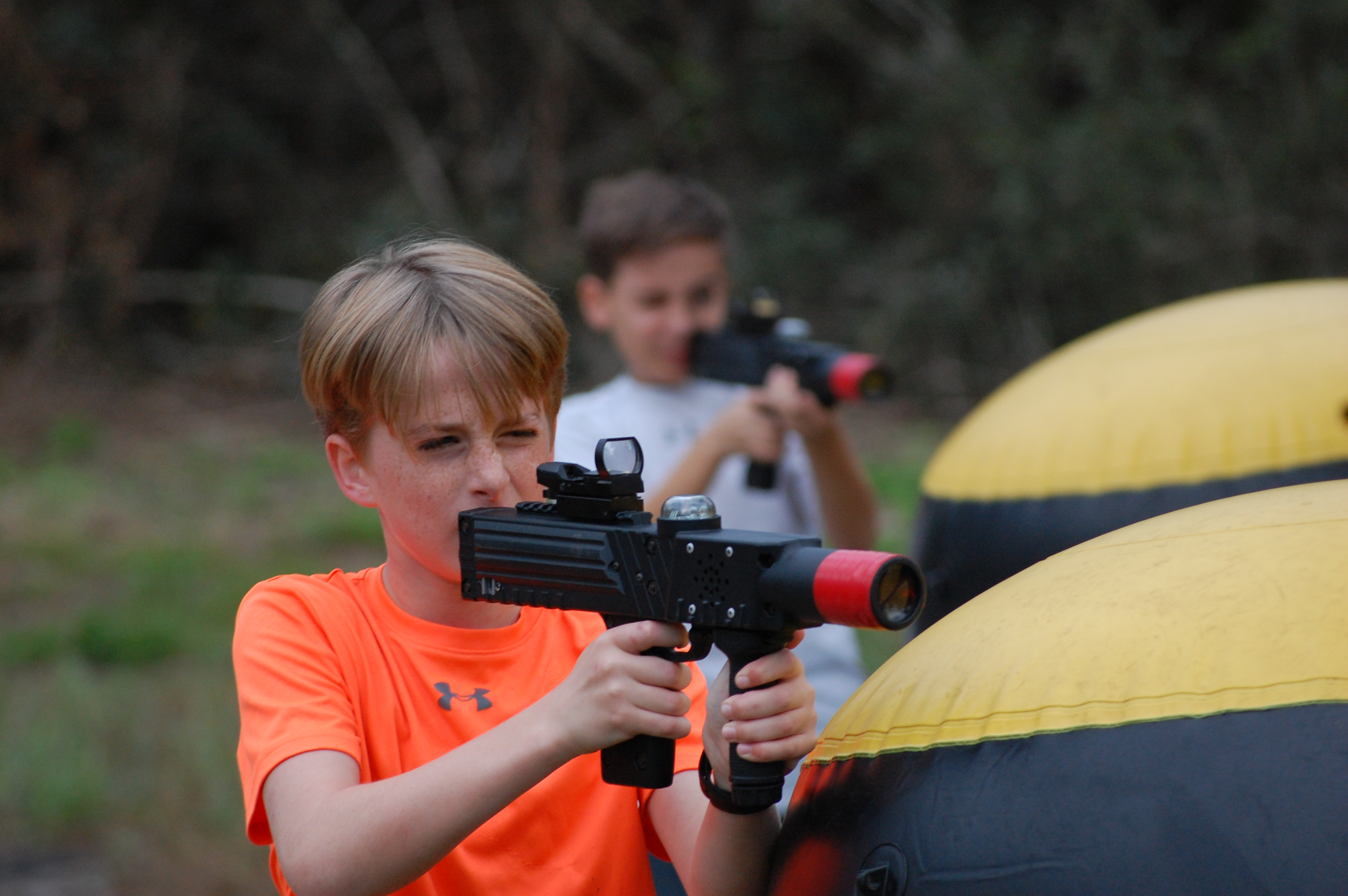 MOBILE LASER TAG LAKEWOOD RANCH