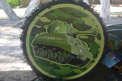 Tank Pinata