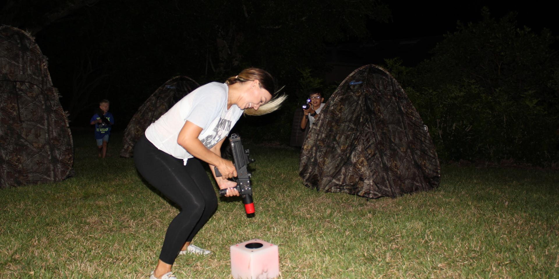 Mobile Laser Tag in Naples, FL