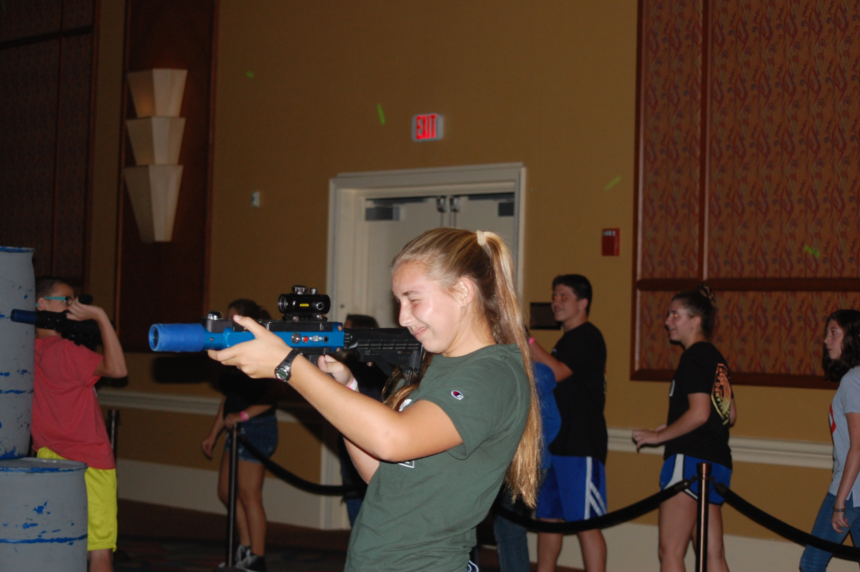 Mobile Laser Tag in St. Pete, FL