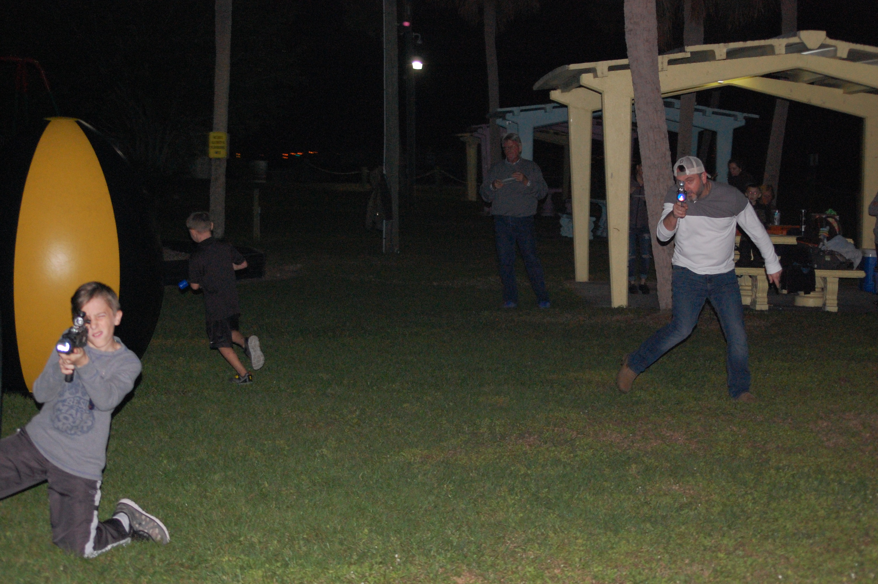Mobile Laser Tag in Punta Gorda