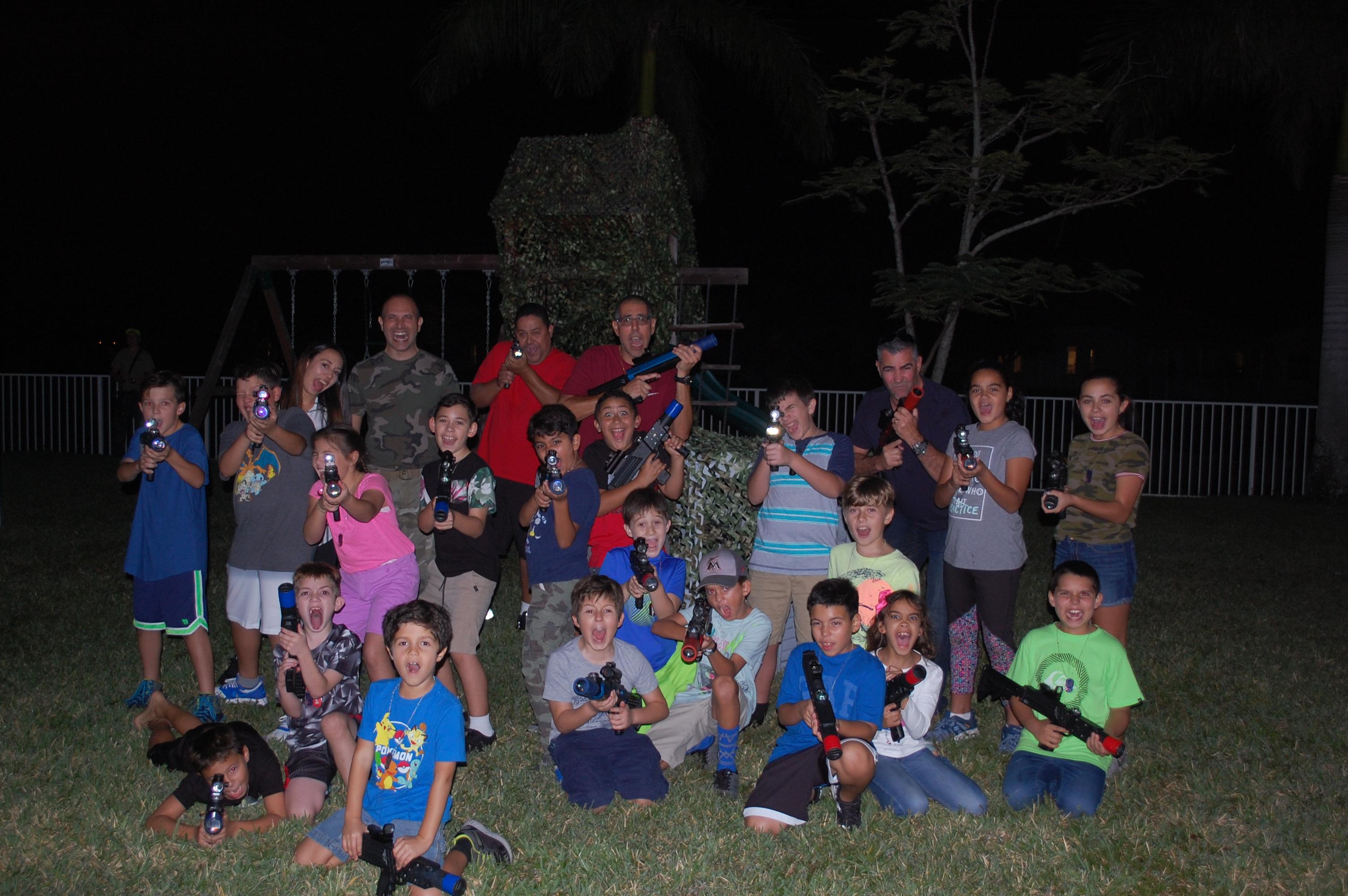 Best Birthday Party for 10yr old boy