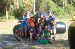 Mobile Laser Tag in Cape Coral,FL
