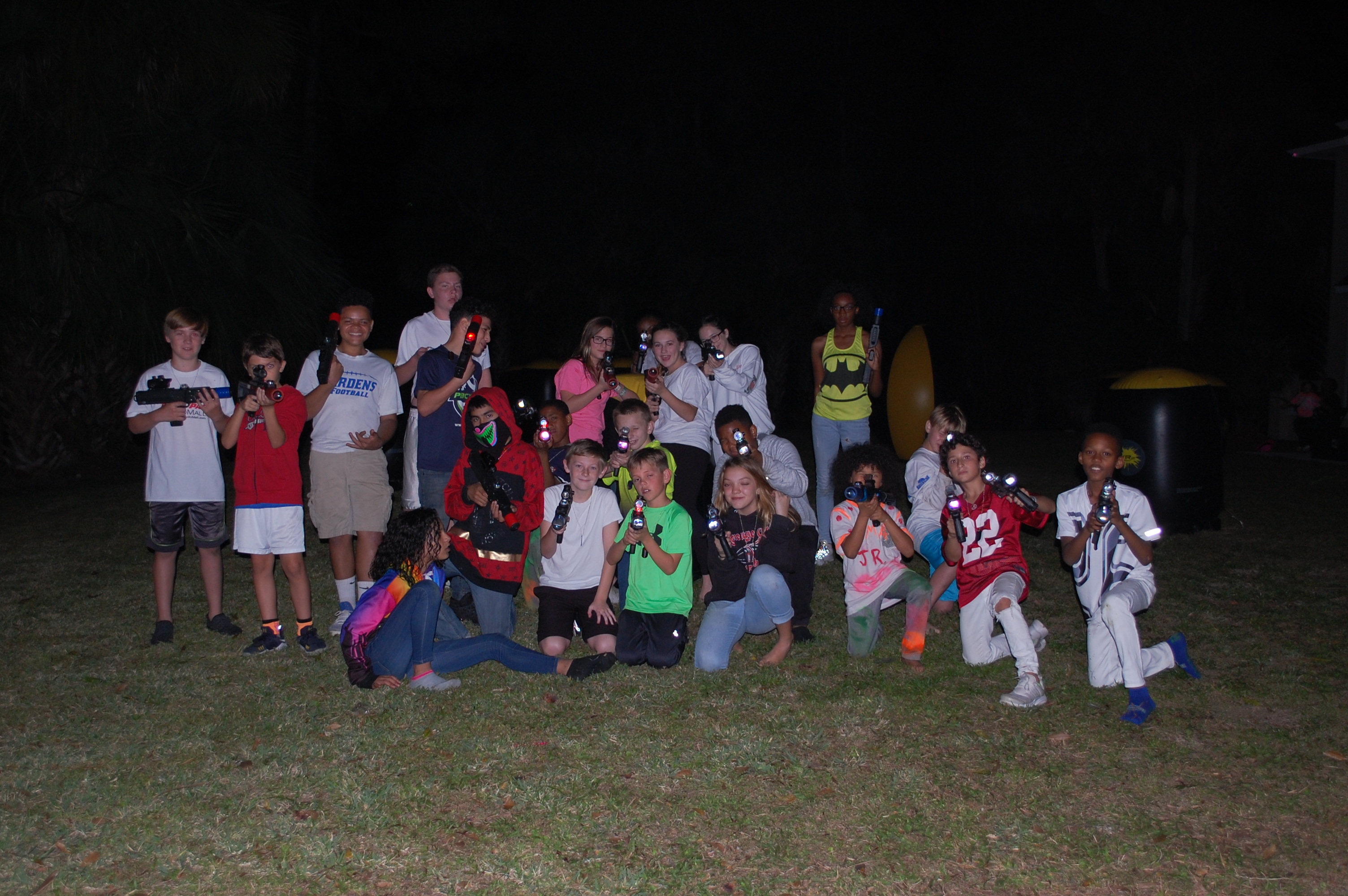 Mobile Laser Tag in Lakewood Ranch