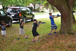 Laser Tag in Naples Florida