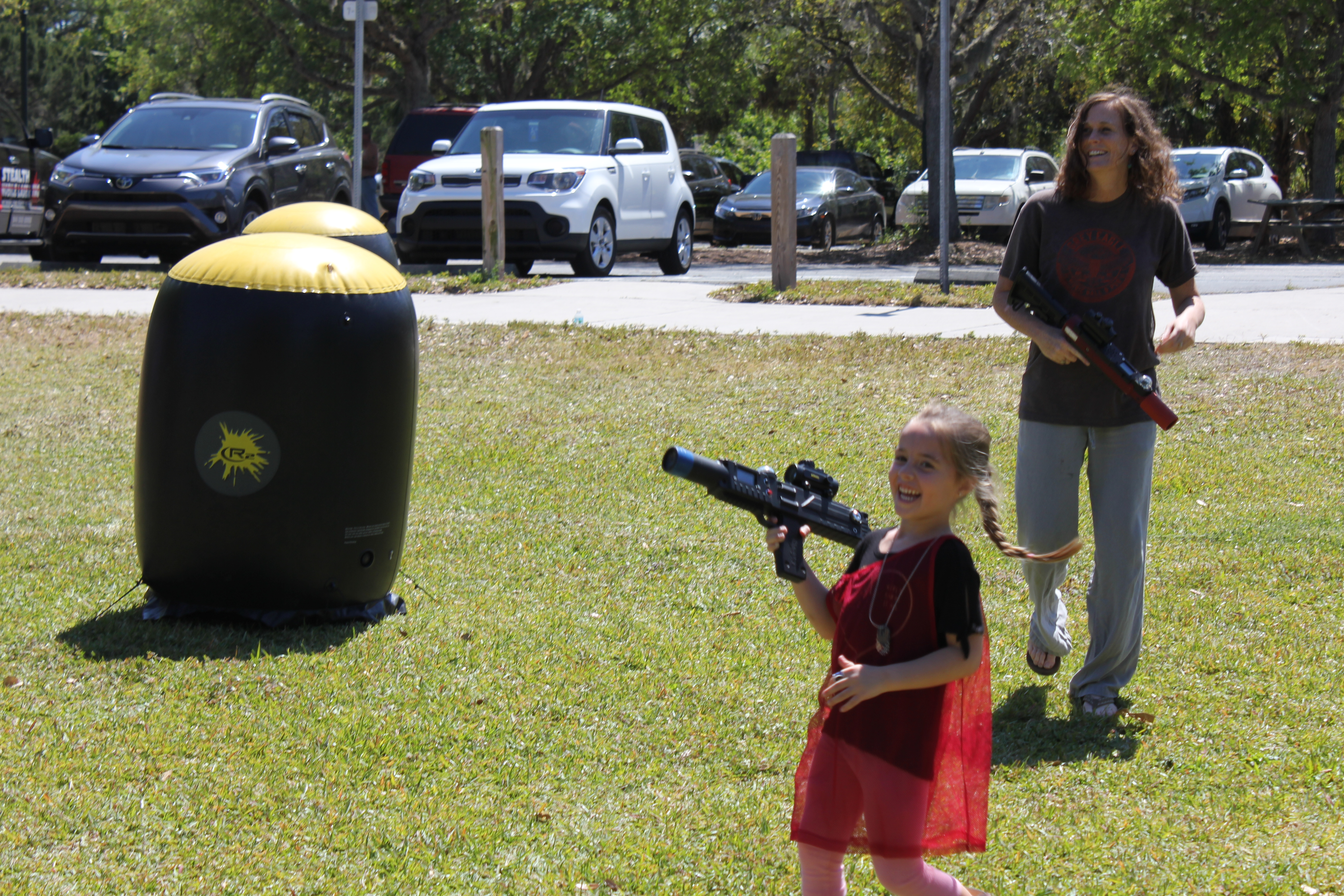 Laser tag in Cape Coral