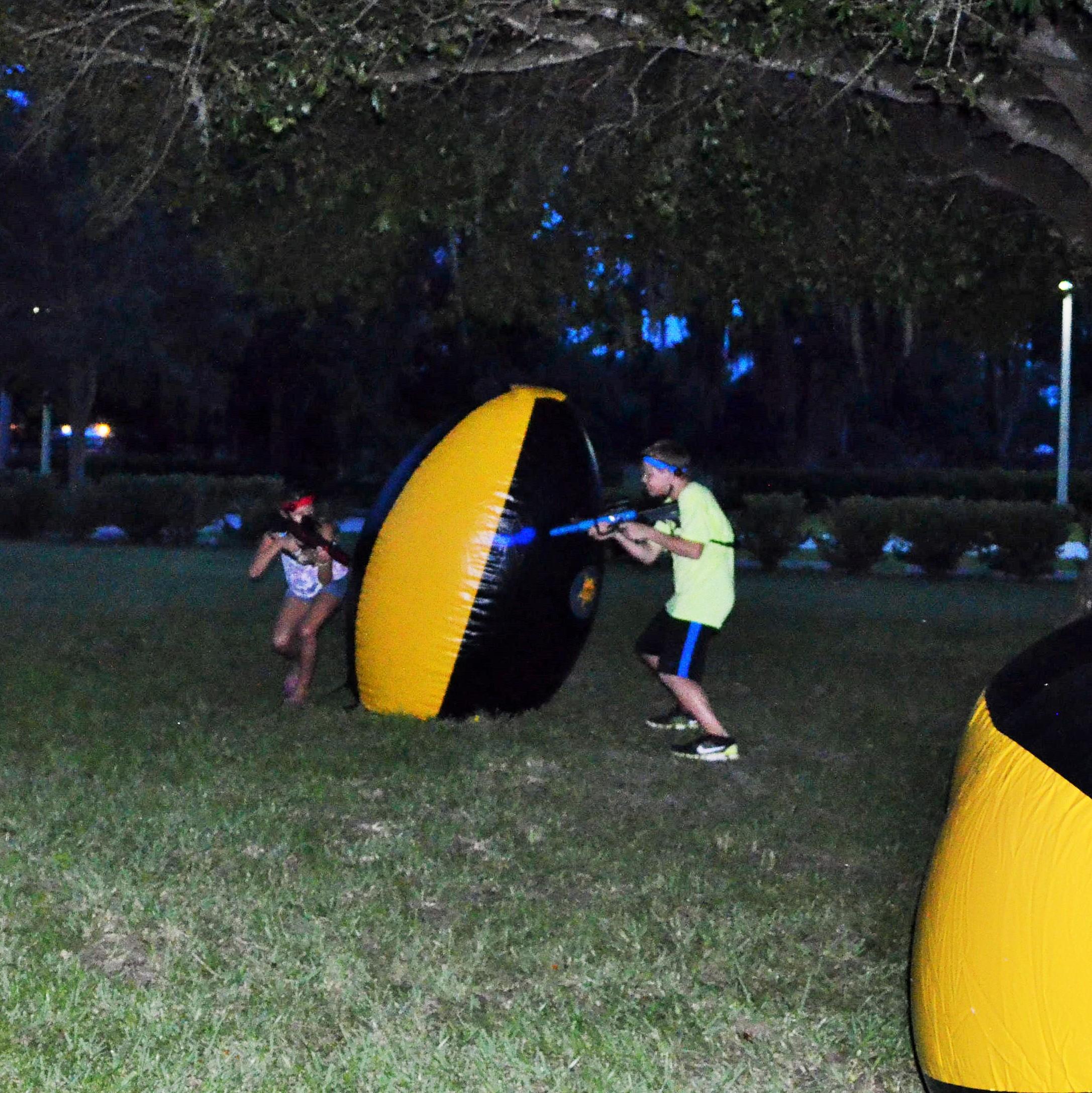 Laser Tag in Sarasota Florida