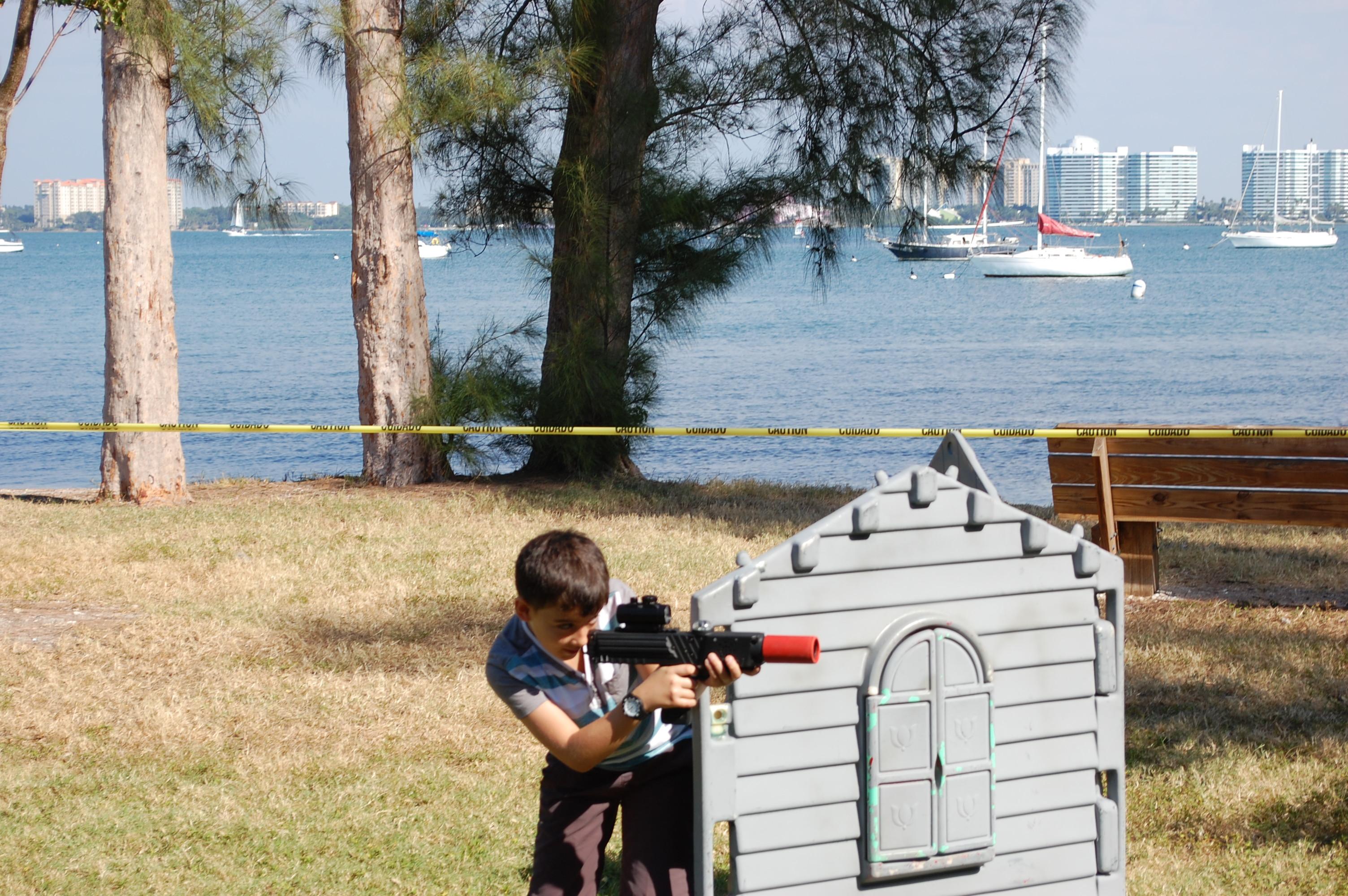 Mobile Laser Tag in Venice FL