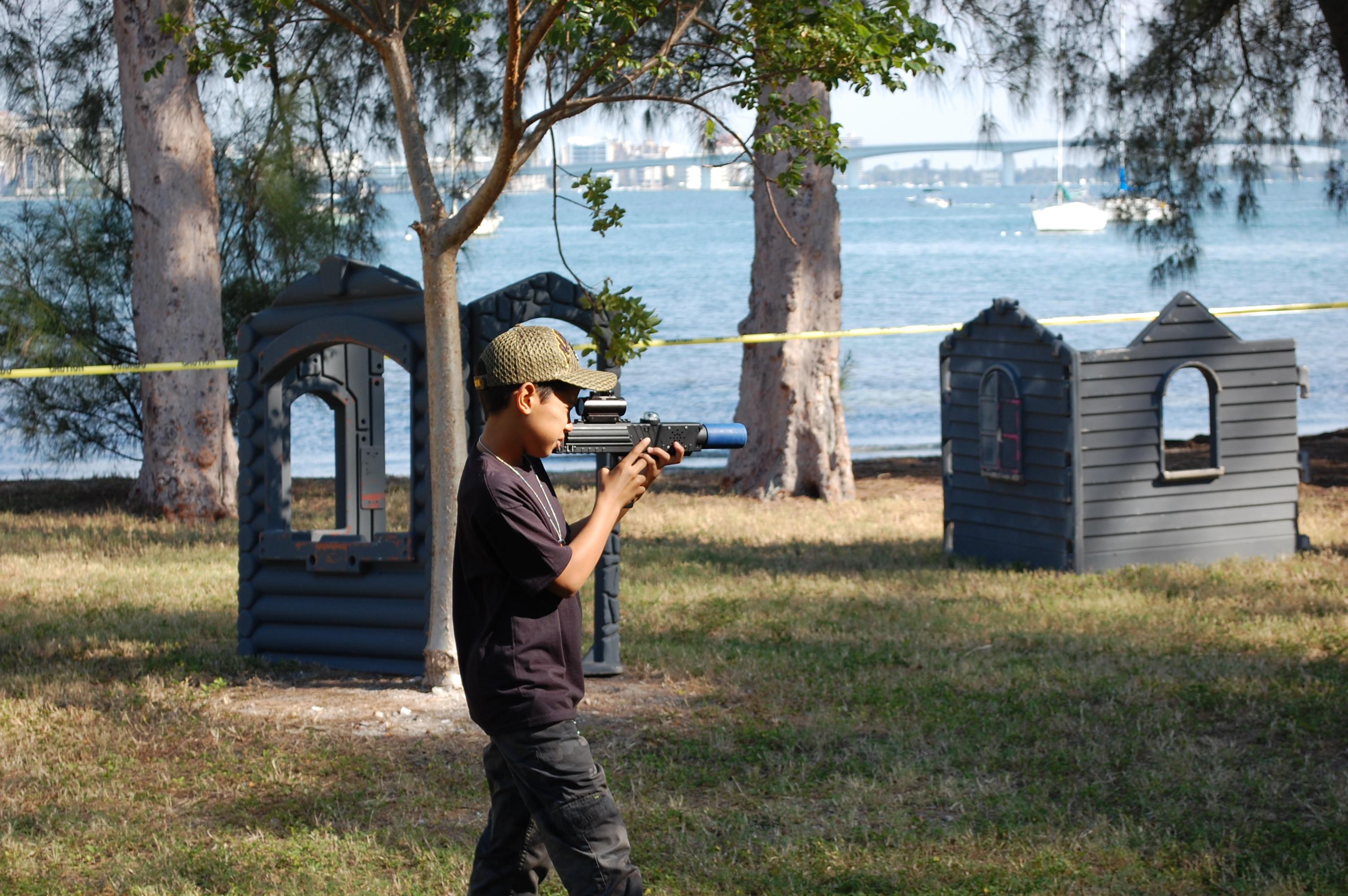 Mobile Laser Tag in Okeechobee,FL