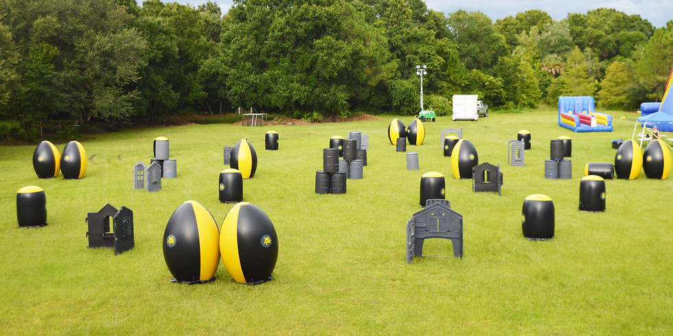 LASER TAG ON THE GREEN