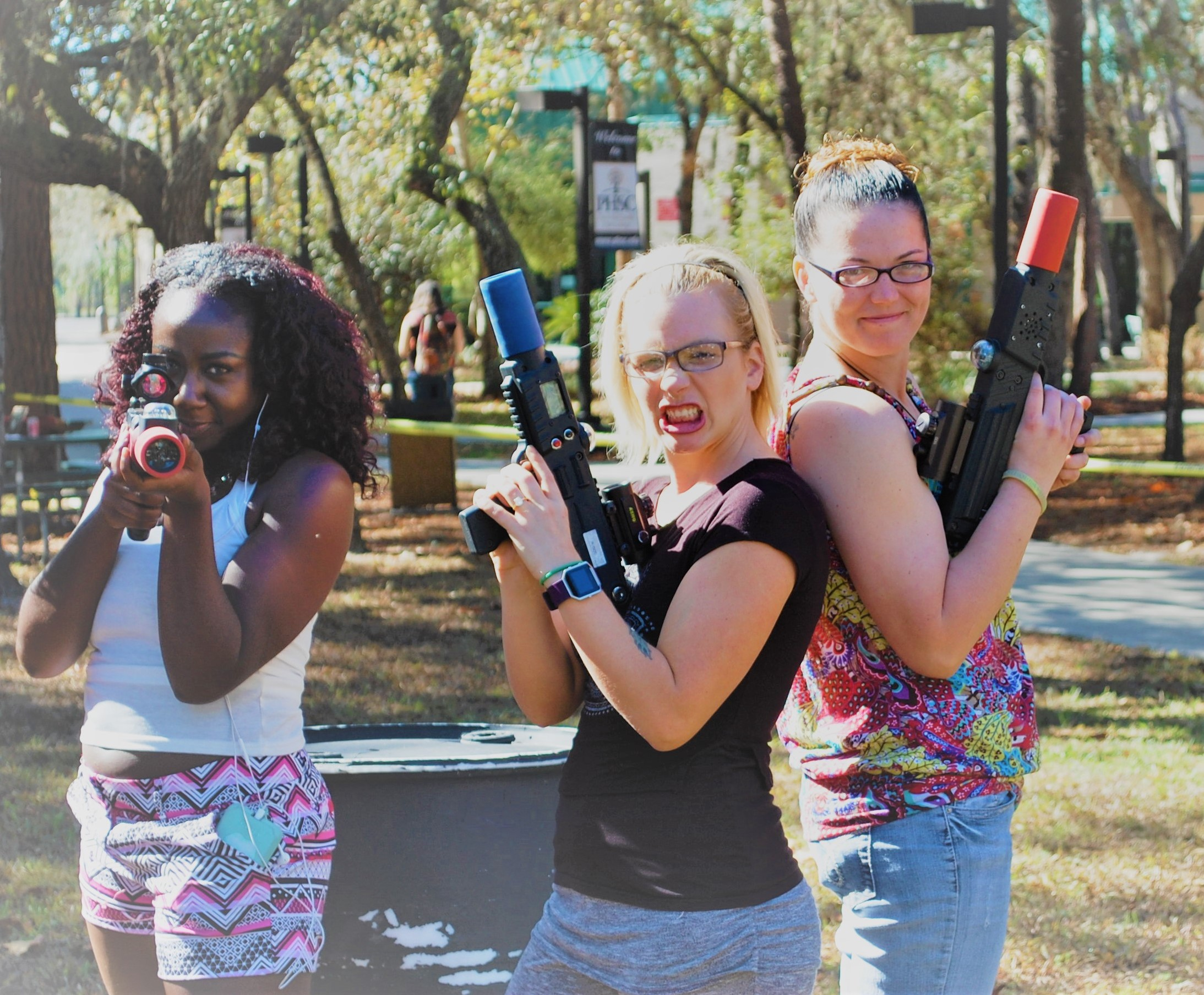 College Events in Florida - Stealth Mobile Laser Tag (45)