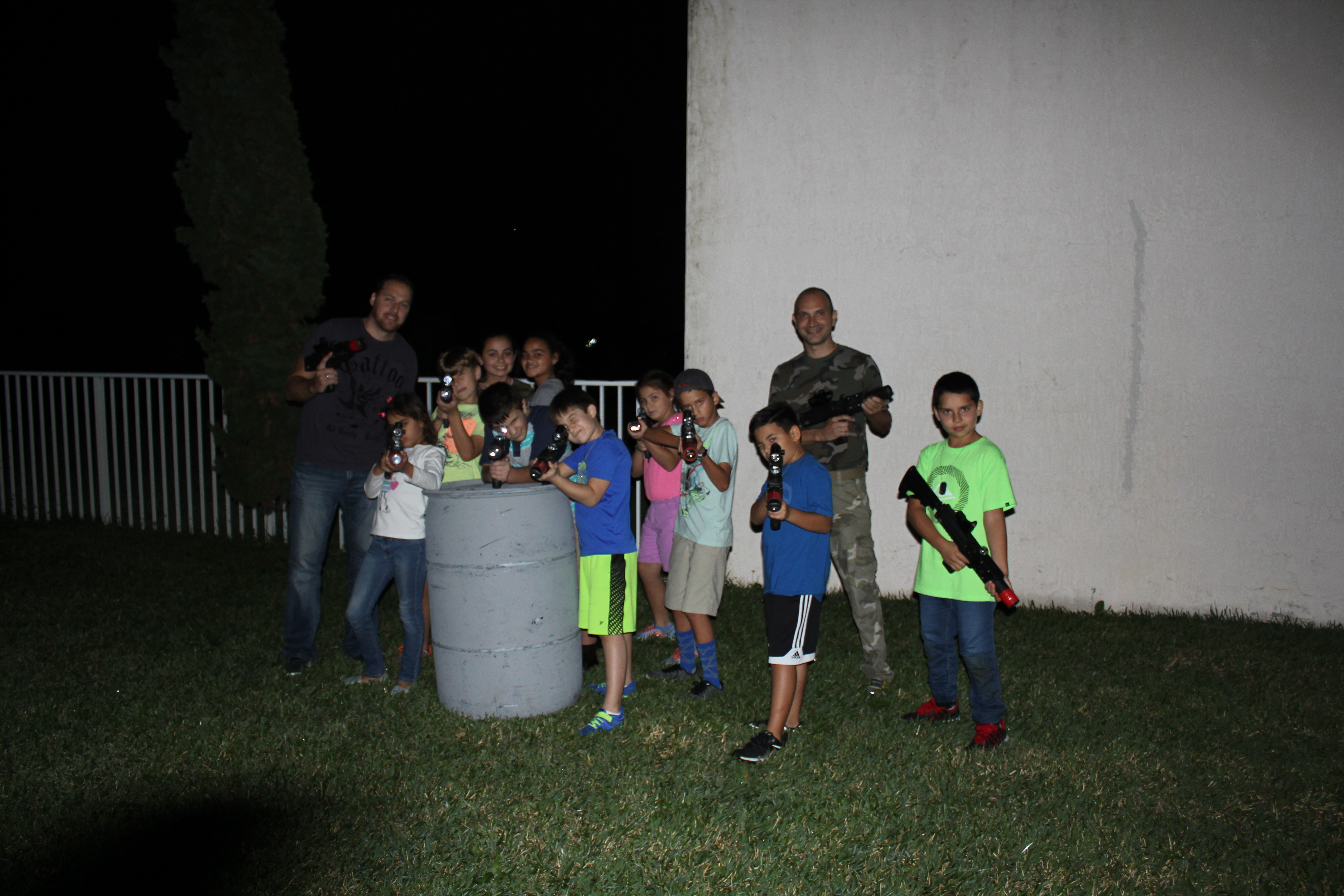 Mobile Laser Tag in Arcadia,FL