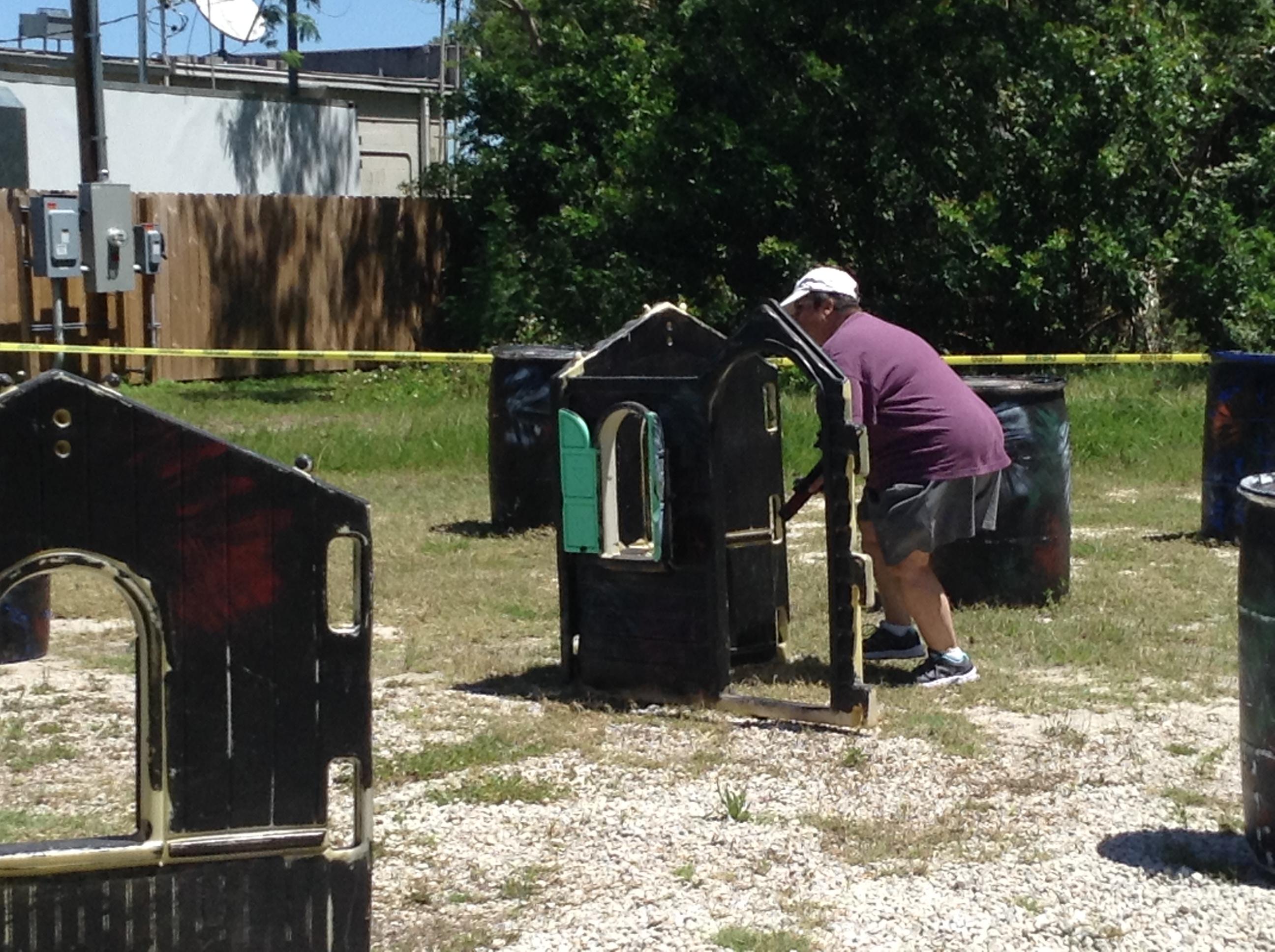 Laser Tag in Ellenton Florida