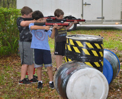 Laser Tag in Palmetto Florida