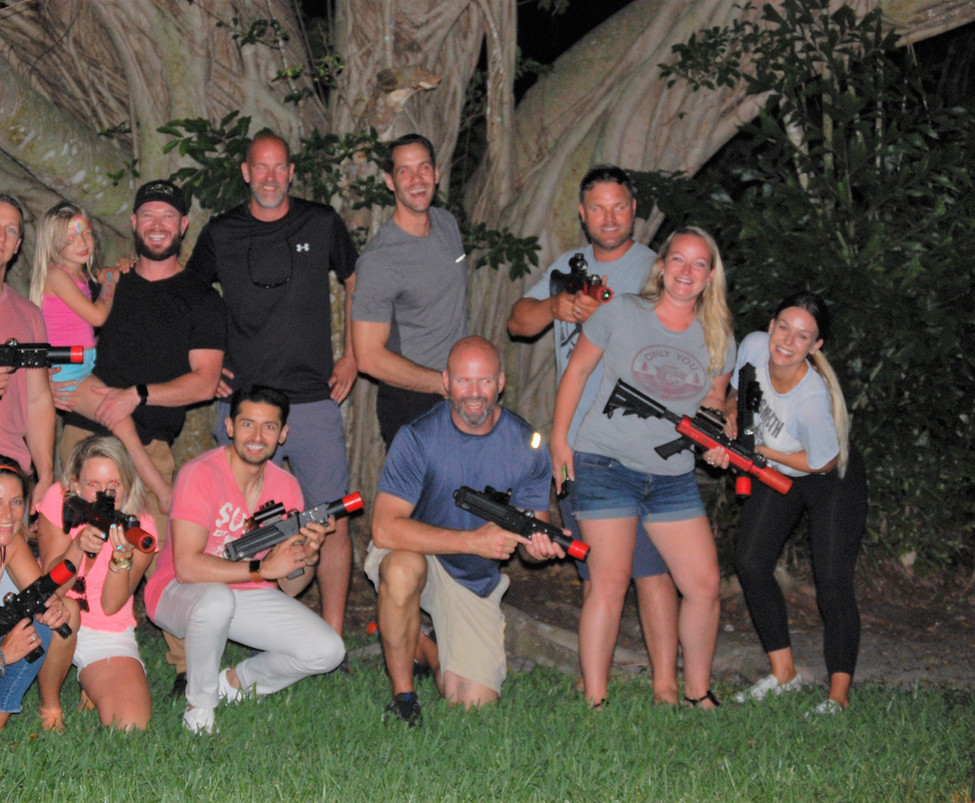 Good party ideas for adults in Florida