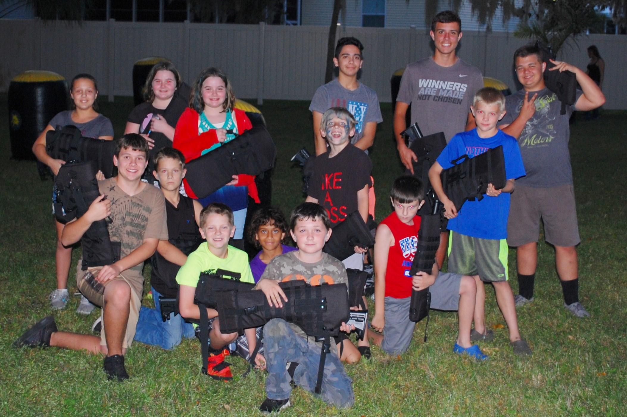 Cool Birthday Parties Bradenton,FL