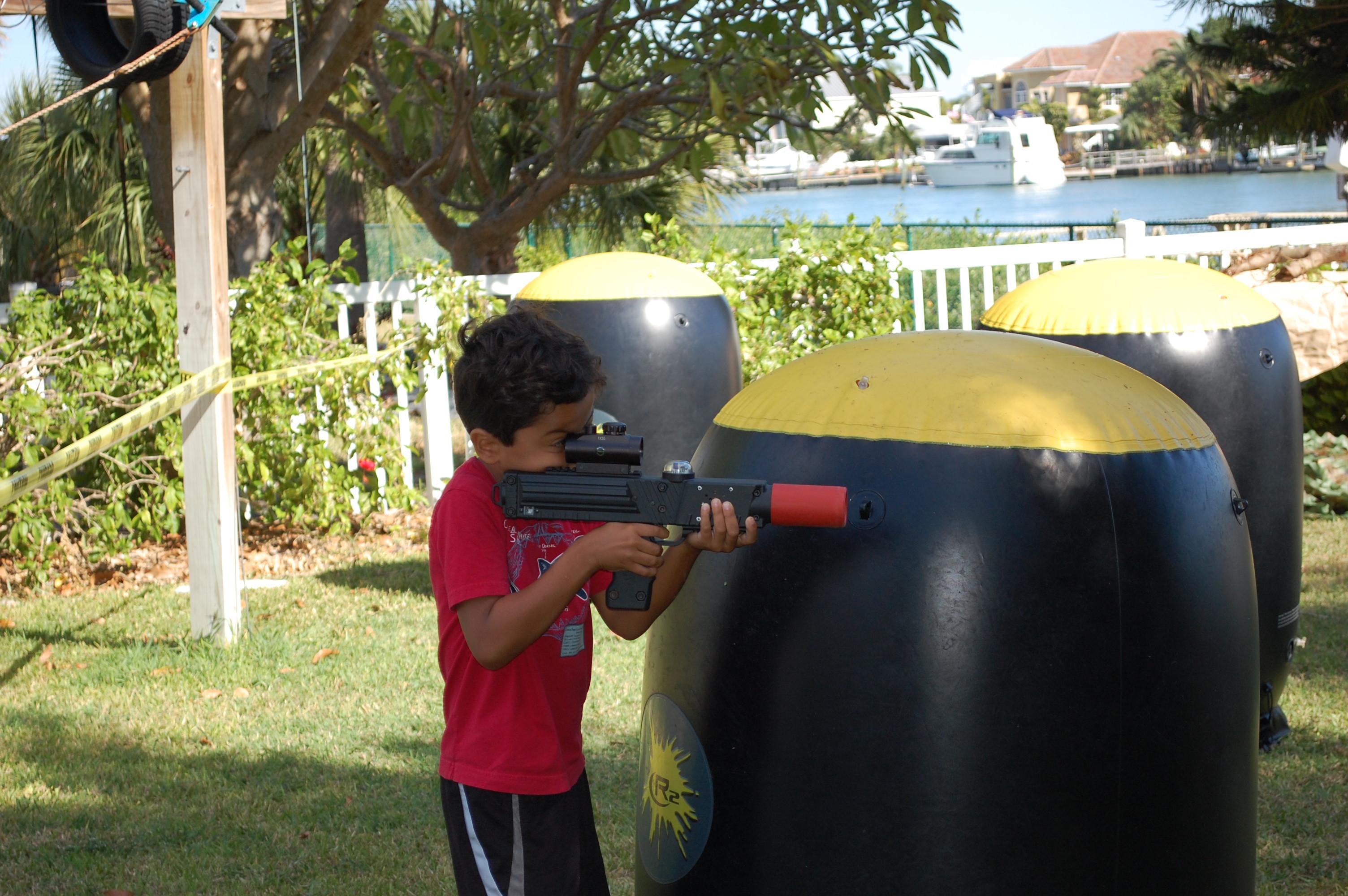 Laser Tag in Punta Gorda,FL