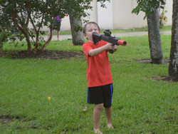 Outdoor Laser Tag in Ellenton,FL