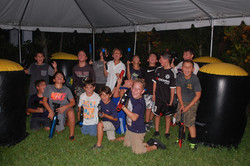 Mobile Laser Tag in Coral Gables, FL