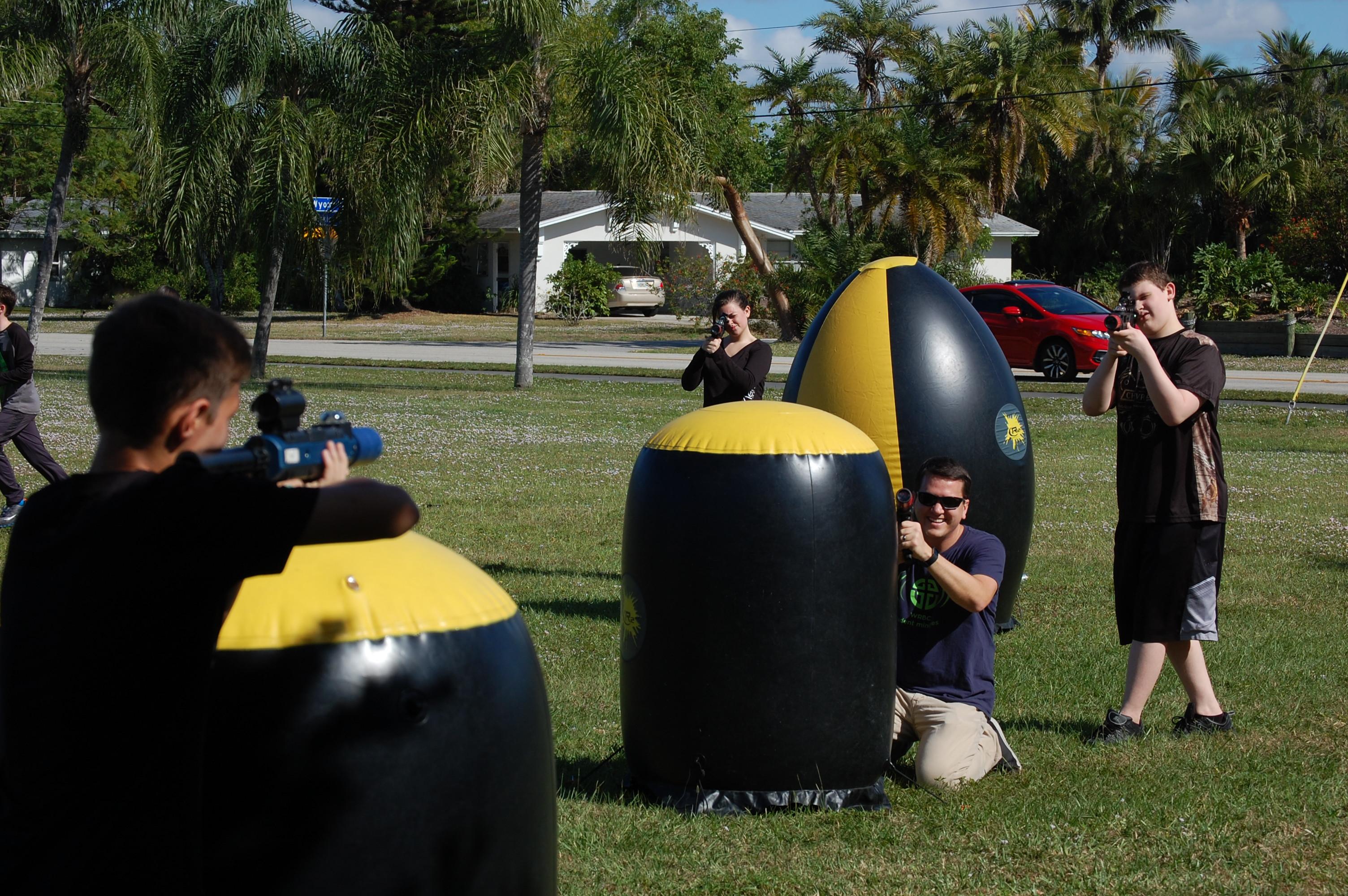 Laser Tag in Bradenton, FL