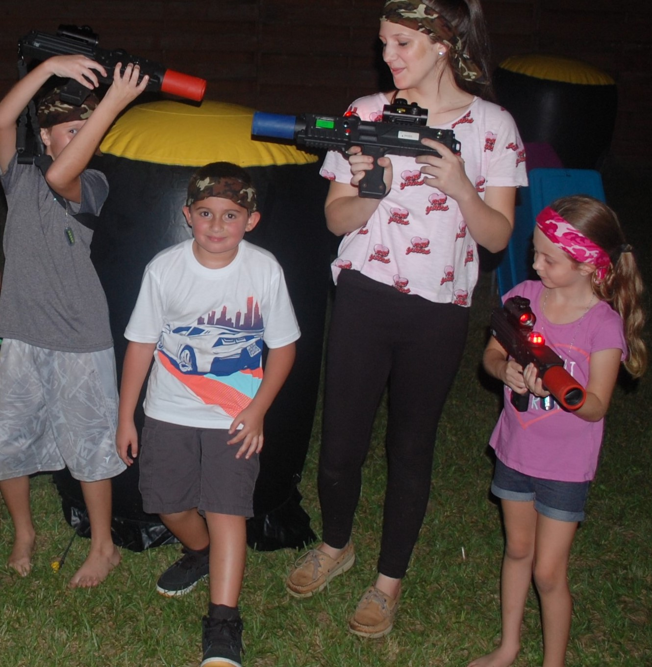 Birthday Parties in Sarasota,FL